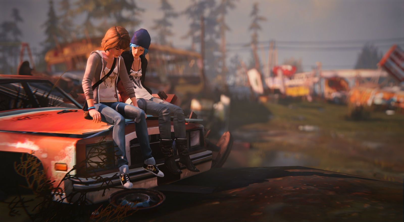 Life is Strange – Episode 2 – Out of Time