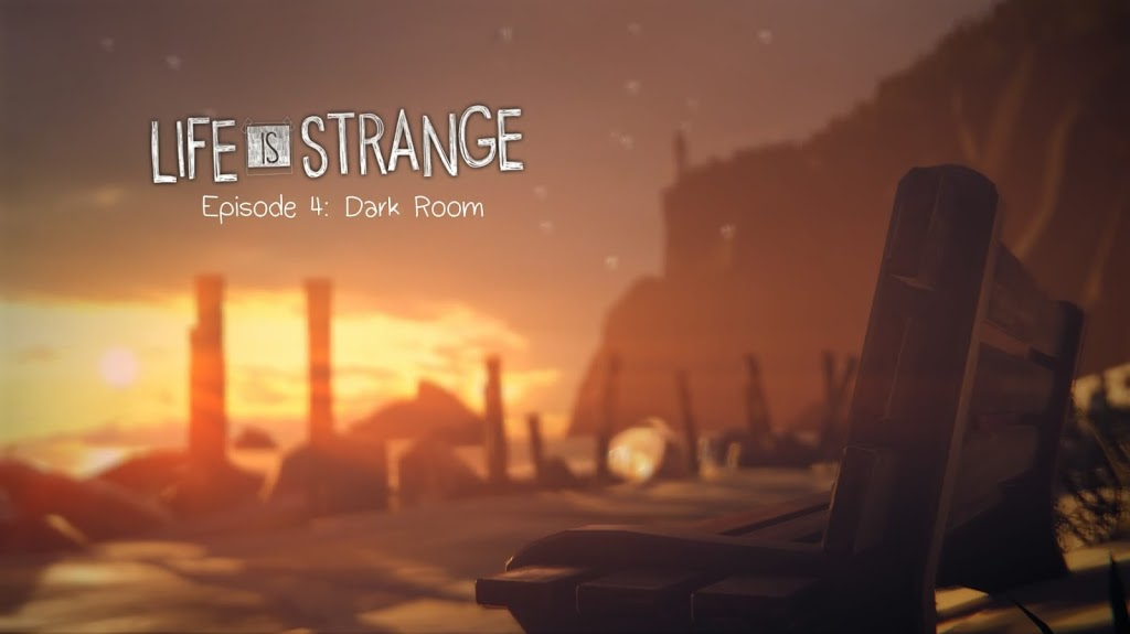 Life is Strange - Dark Room