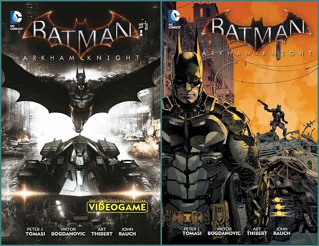 Batman – Arkham Knight – der Vorgänger des Videogames