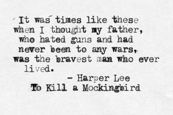 Wer die Nachtigall stört / To Kill a Mockingbird – Harper Lee