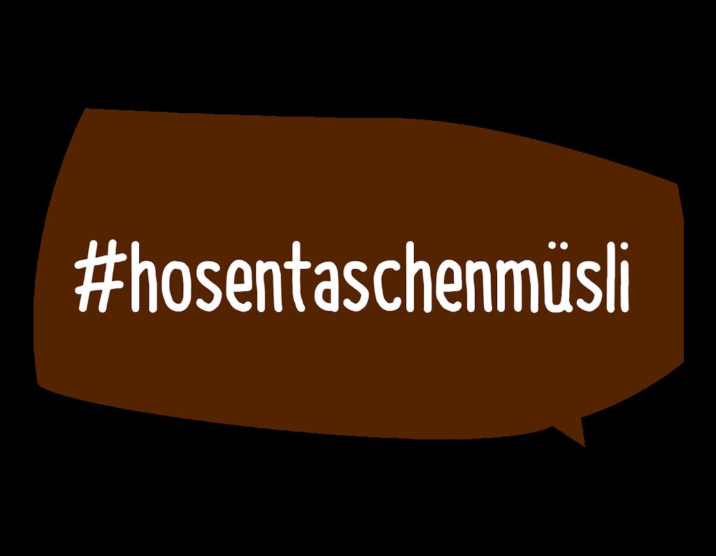 Hafervoll – #hosentaschenmüsli – frei von Chemieschrott!