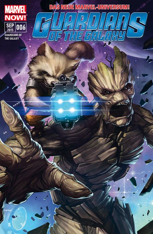 Guardians Of The Galaxy 6 – Von Symbionten und Helden