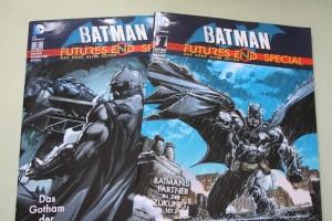 Batman Futures End