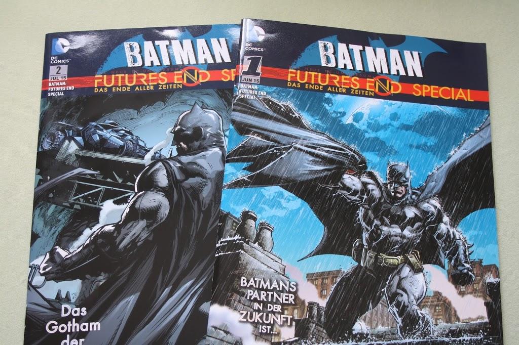 Batman Futures End 1 & 2