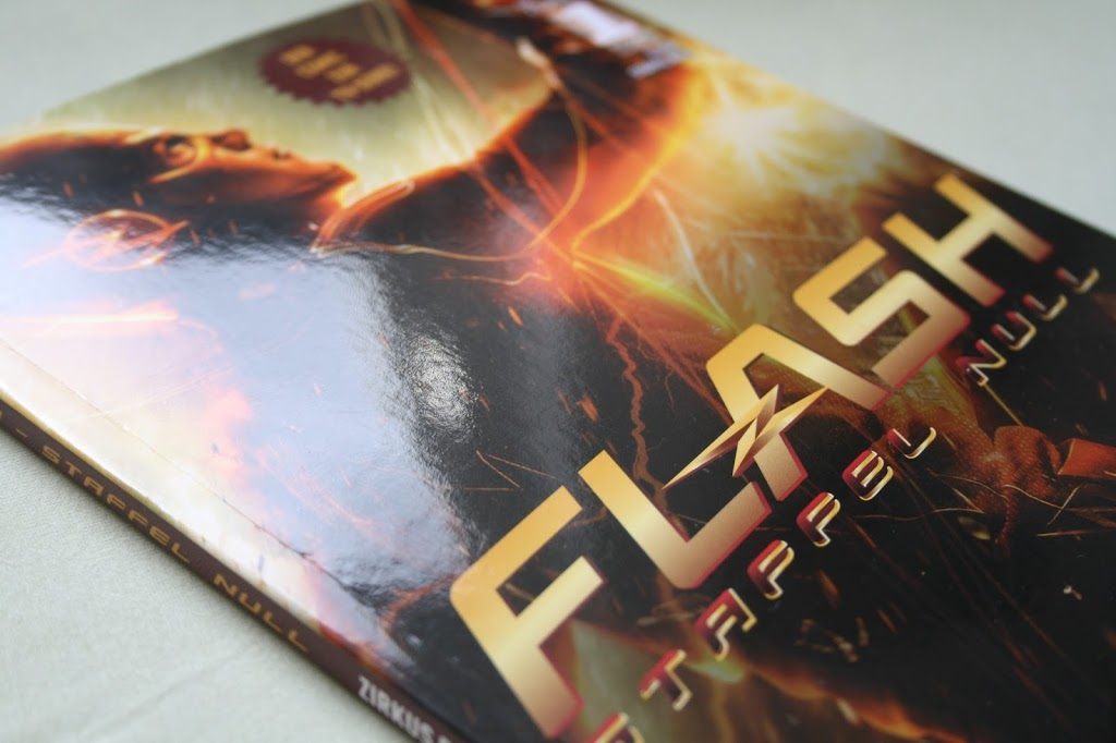 Flash - Staffel Null