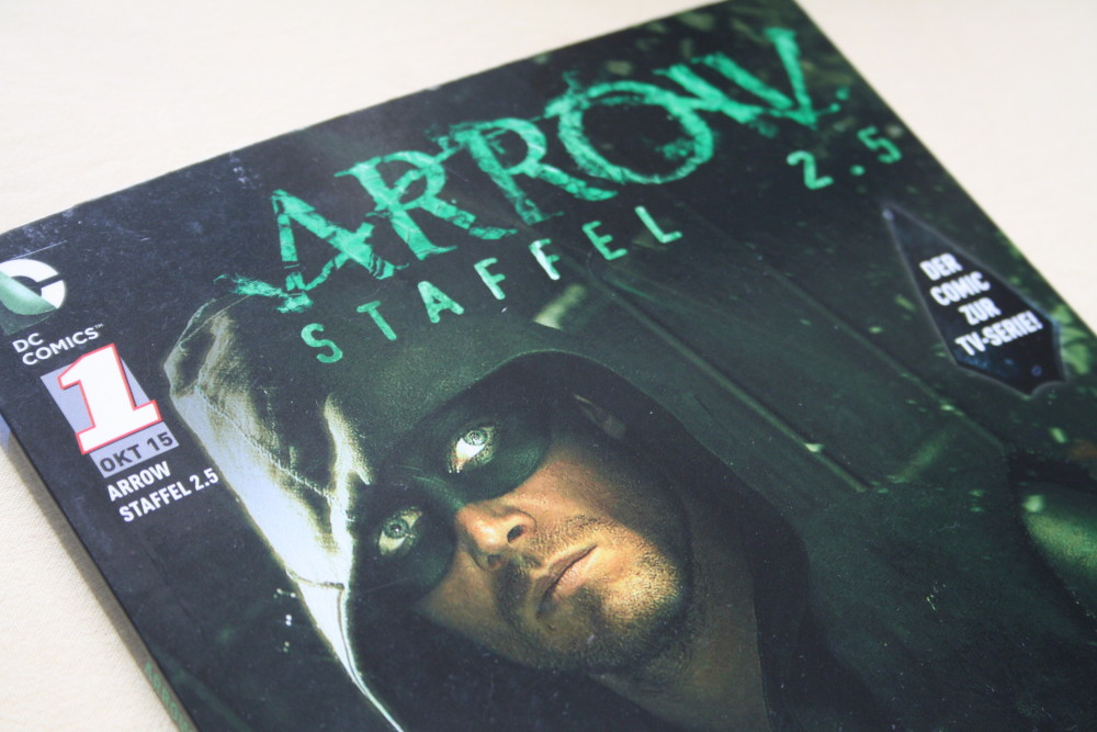 Arrow – Staffel 2.5 – Hinter der Maske