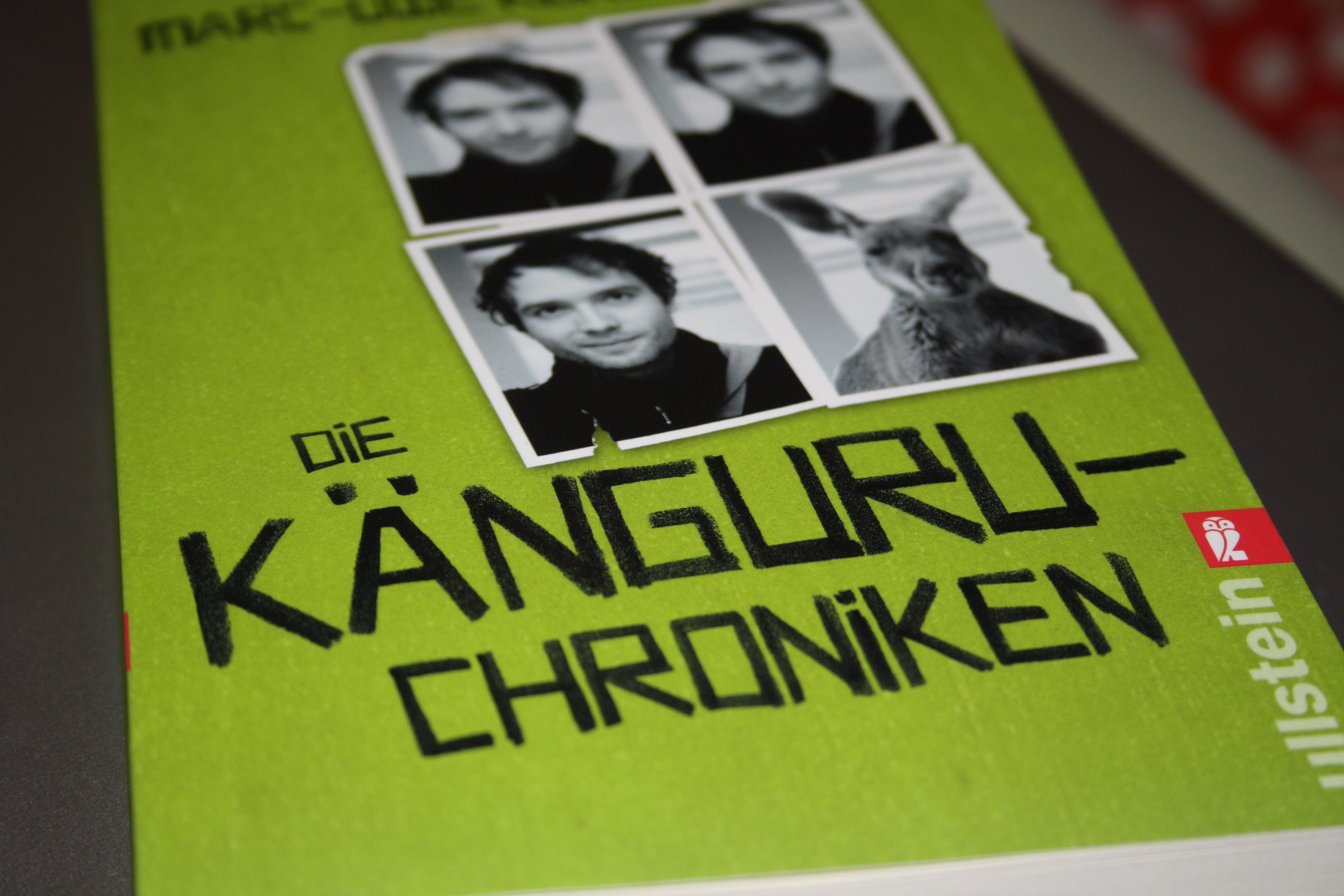 Die Känguru-Chroniken – Marc-Uwe Kling