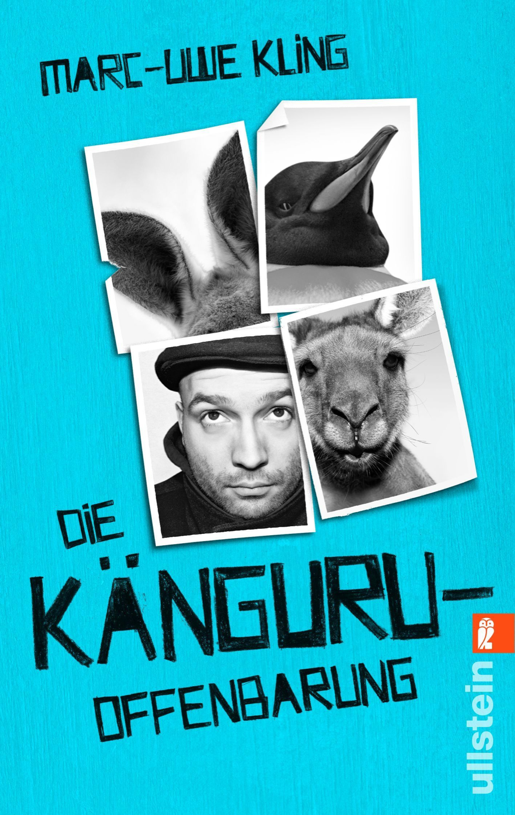 Die Känguru-Offenbarung – Marc-Uwe Kling