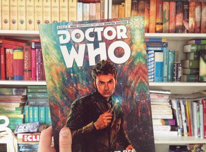Doctor Who: der 10. Doctor