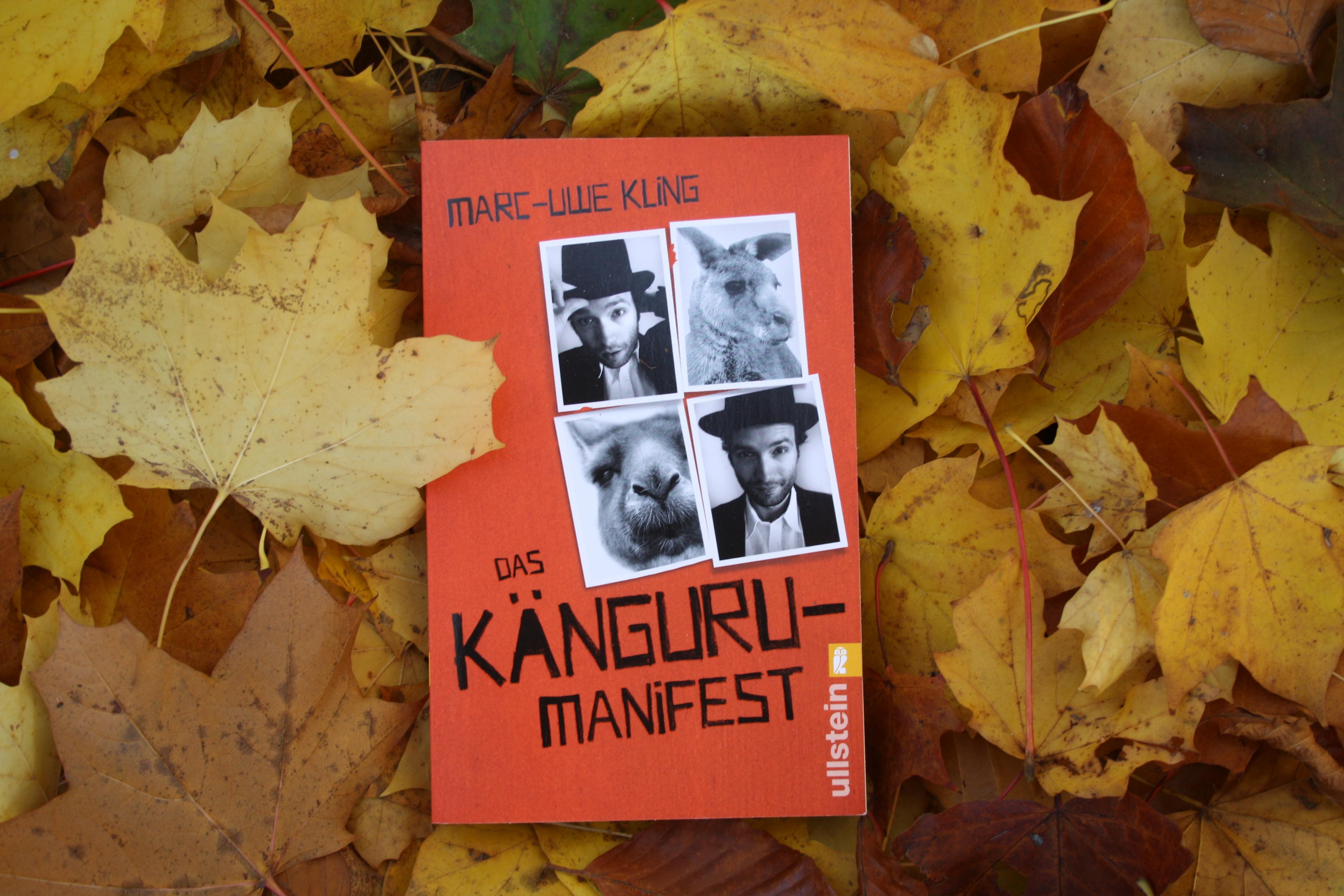 Das Känguru-Manifest – Marc-Uwe Kling