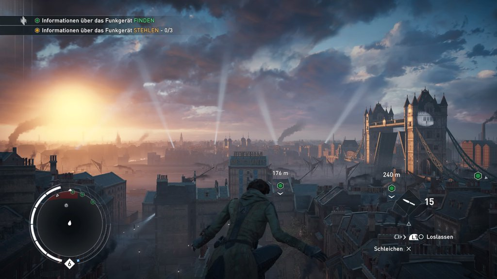 Assassin's Creed – Syndicate – Gender Rolls und Spielwelt-Liebe