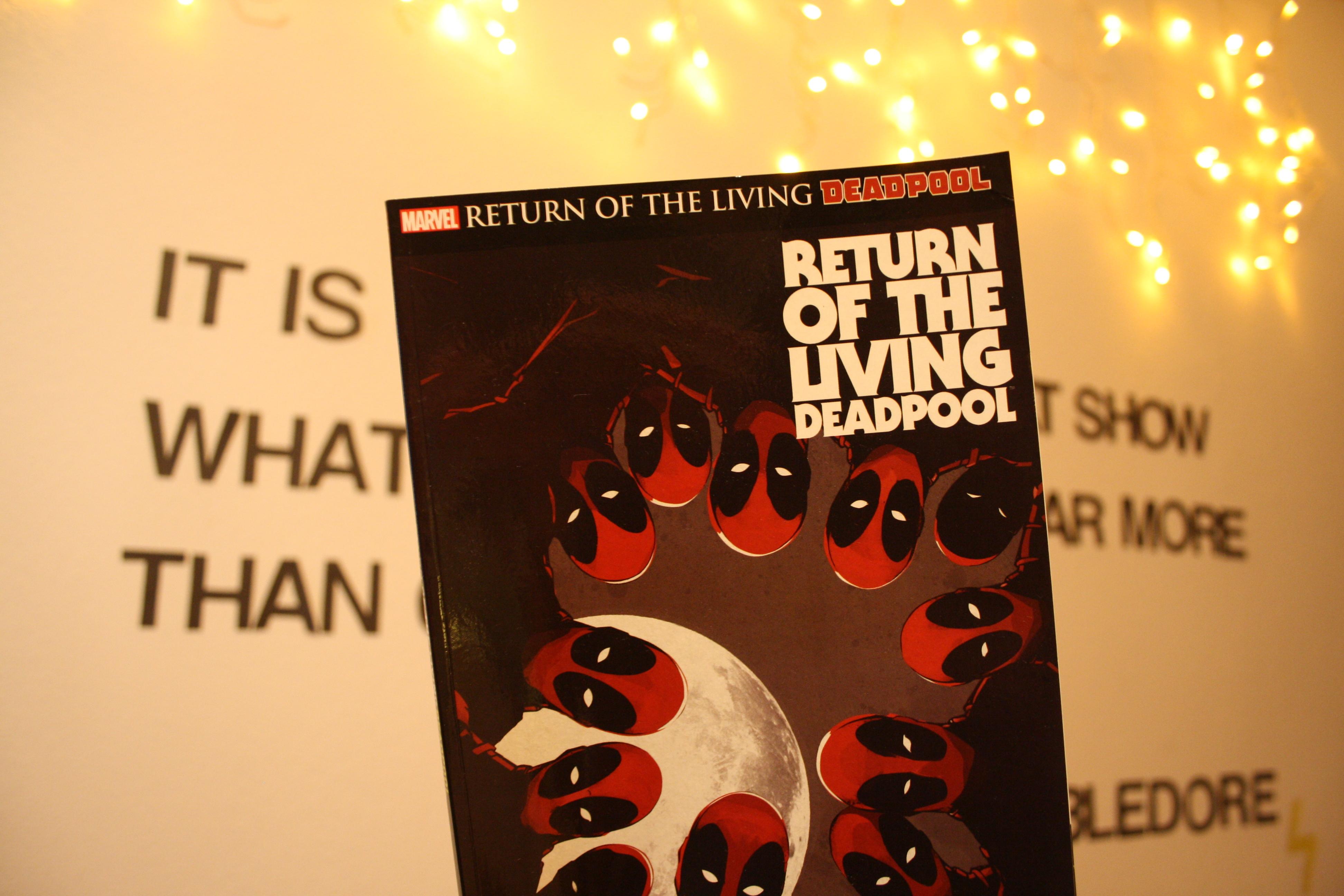 Return Of The Living Deadpool 1