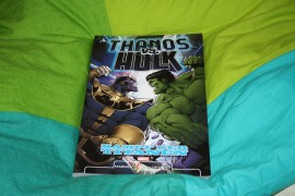 Hulk vs. Thanos