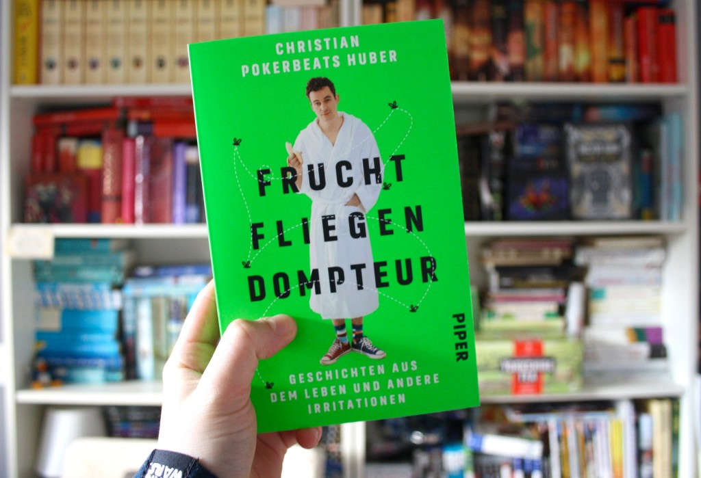Fruchtfliegendompteur