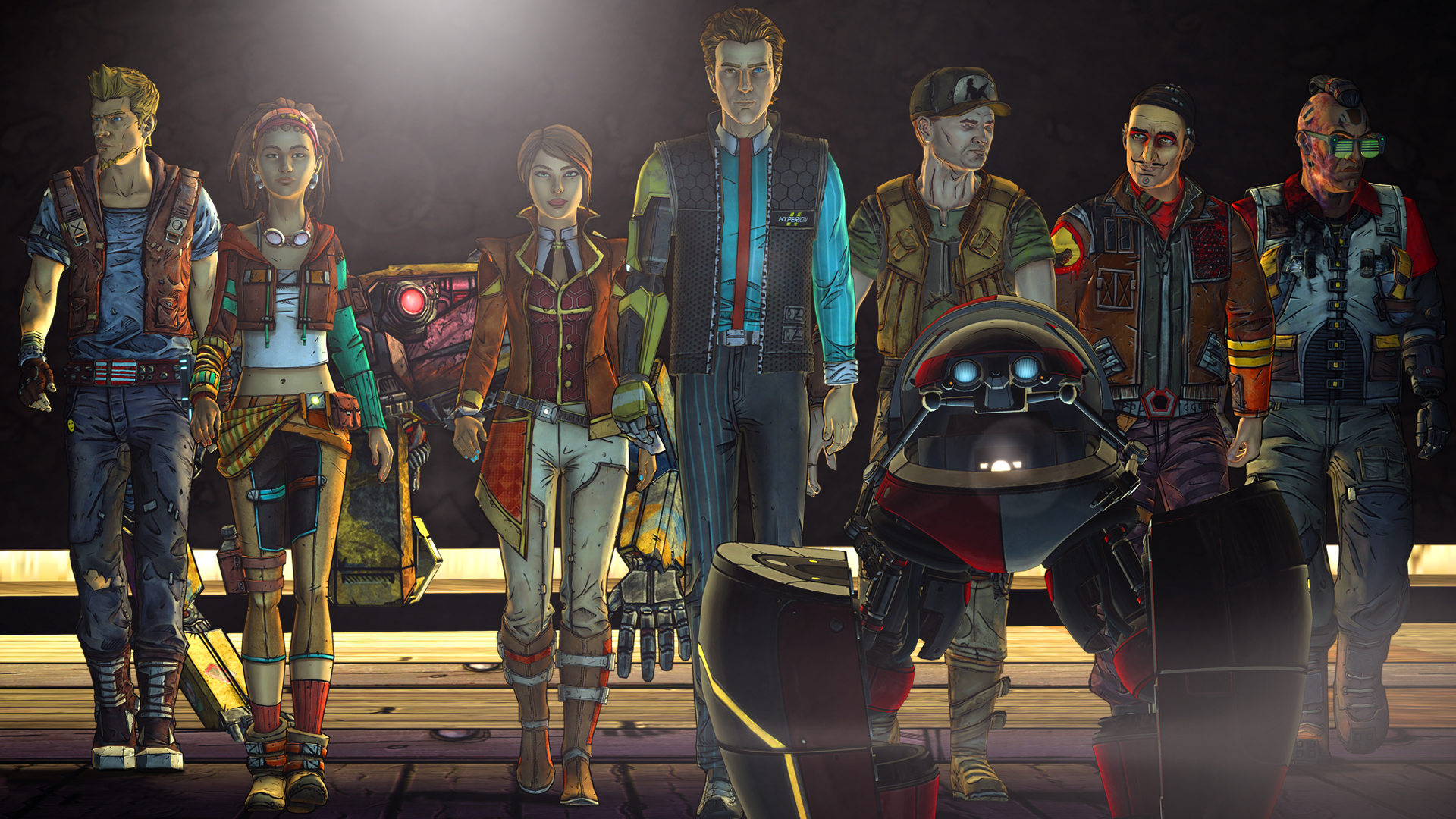 Tales From The Borderlands – Das etwas andere Telltale-Adventure