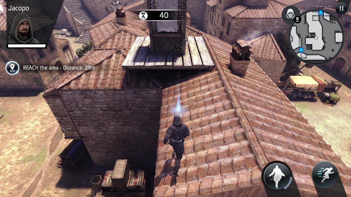 Assassin's Creed Identity – Renaissance für die Hosentasche