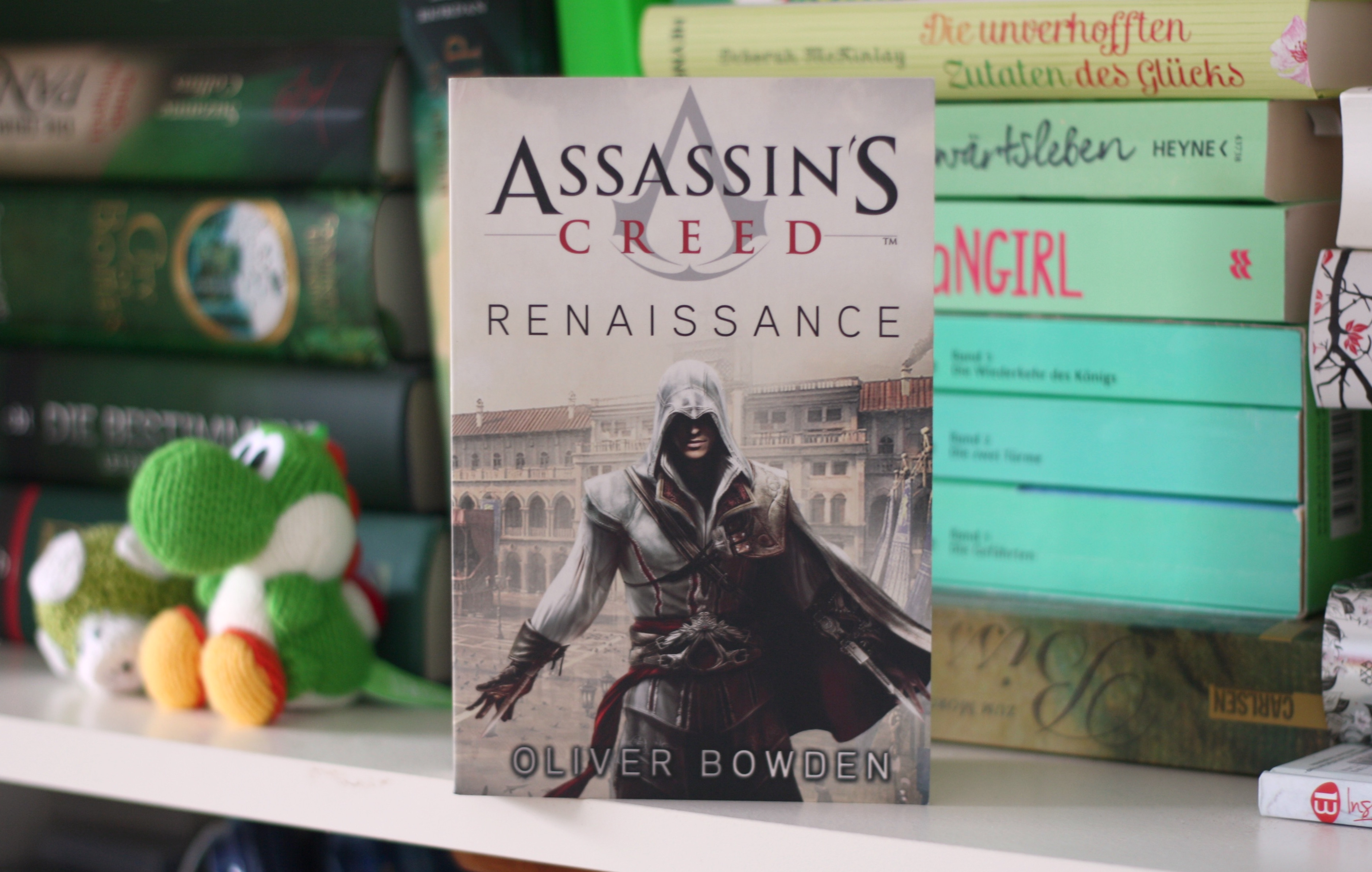 Assassin's Creed Renaissance – Oliver Bowden