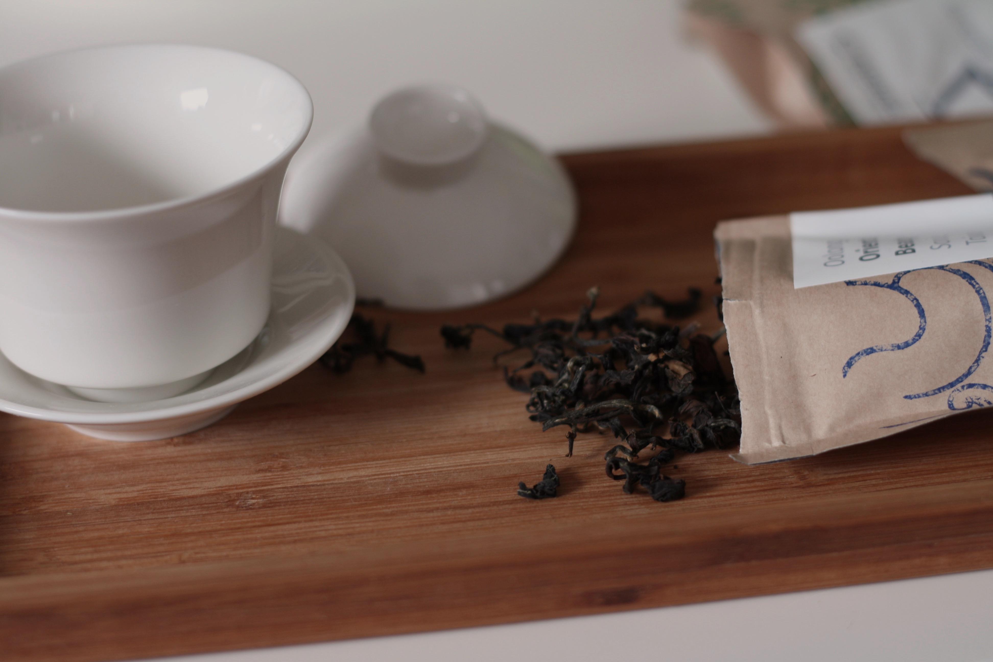 Tea Talk: Oh la la Oolong!