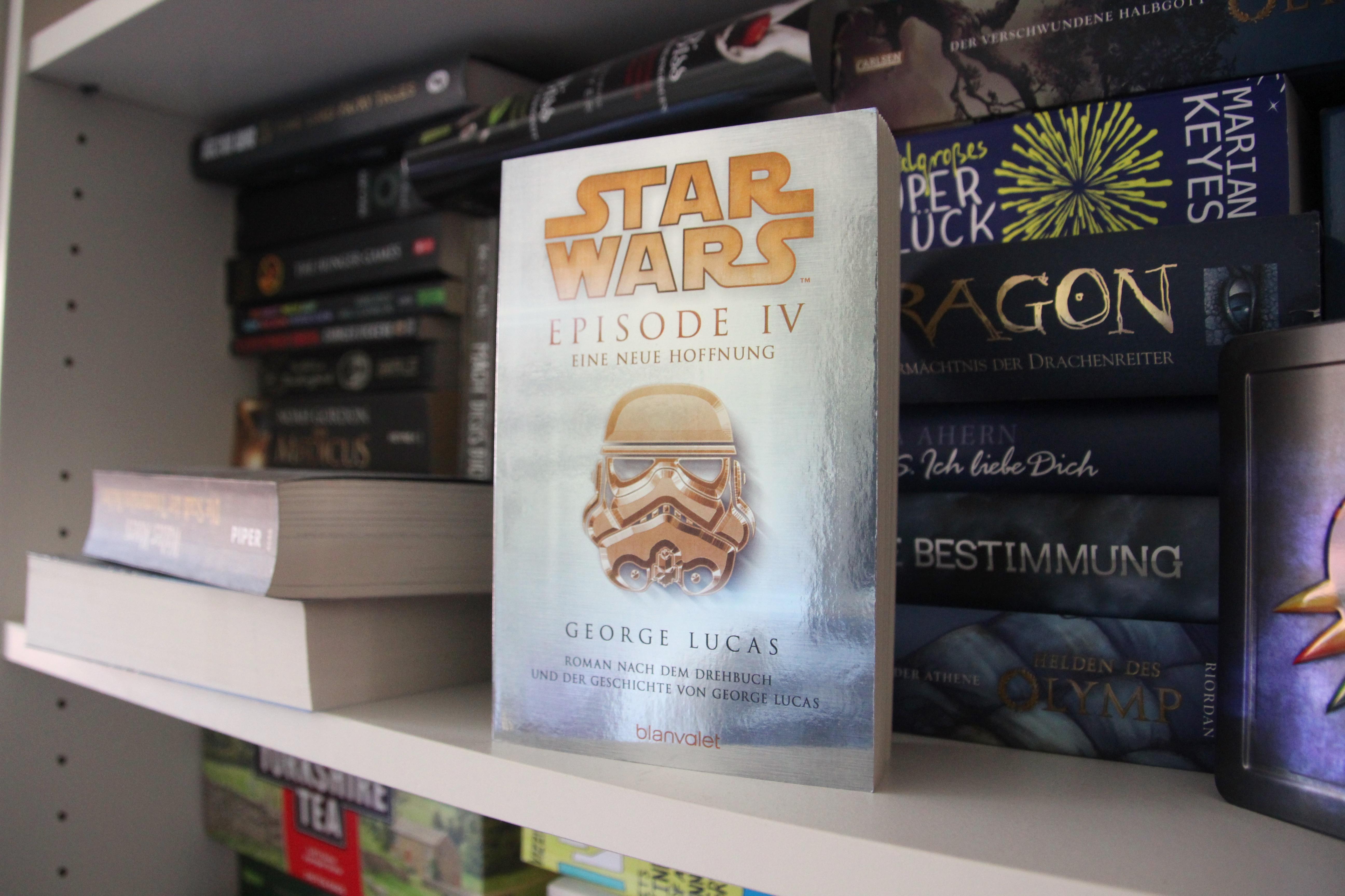 Star Wars™ – Episode IV. Eine neue Hoffnung – George Lucas