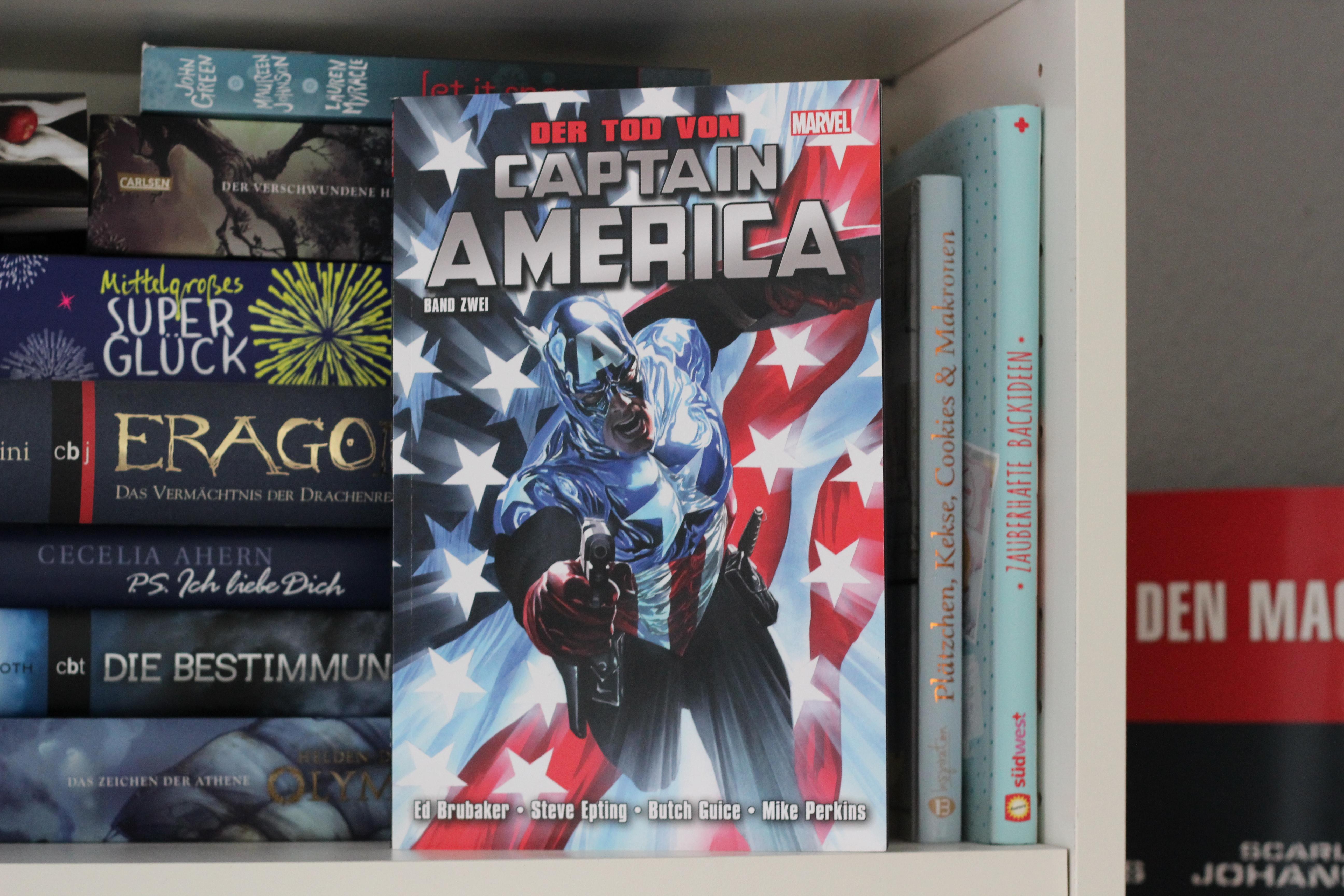 Der Tod von Captain America 2 – Schmerz auf Rezept
