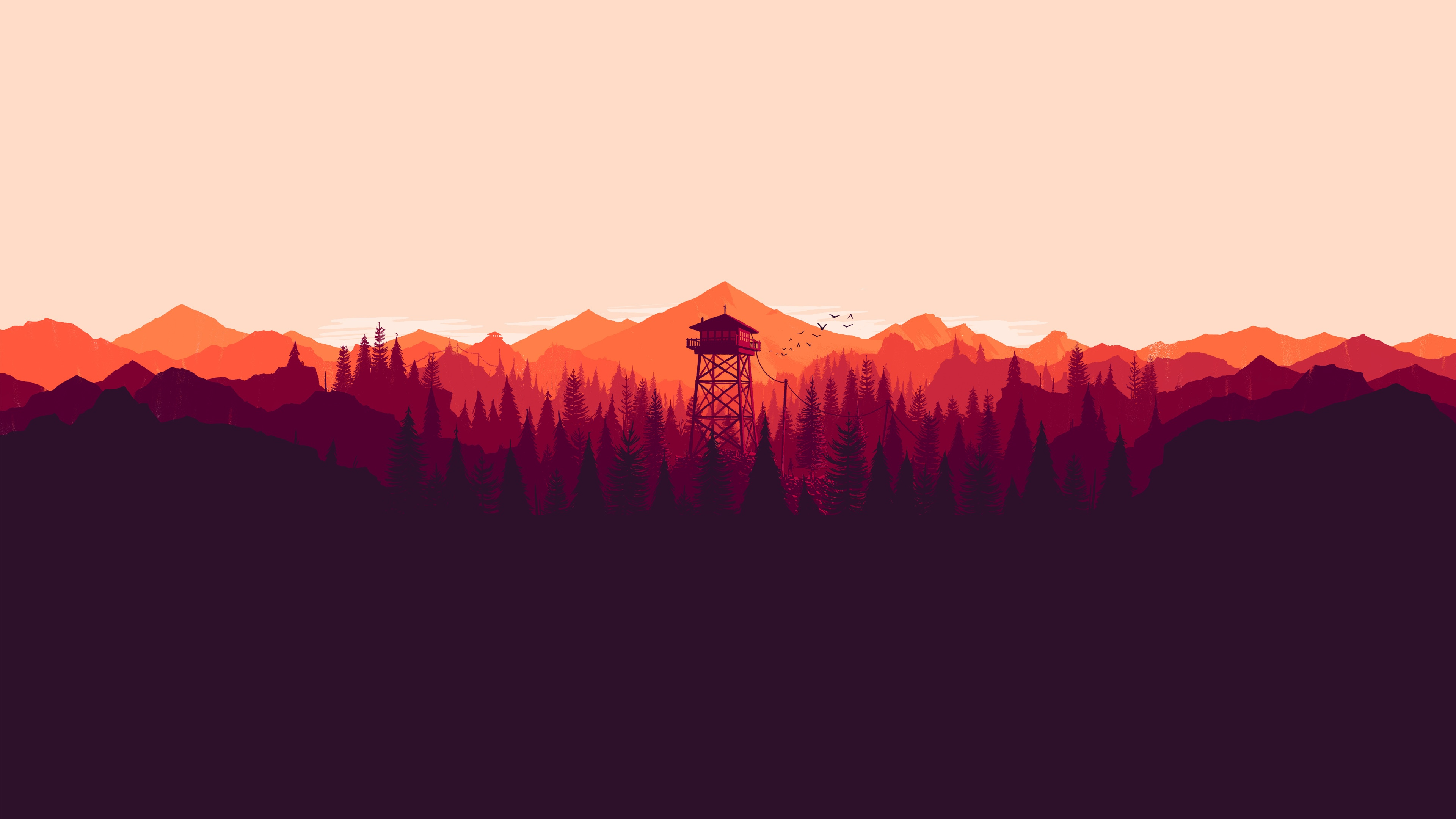 "Firewatch – ""Delilah, we're not alone out here"""