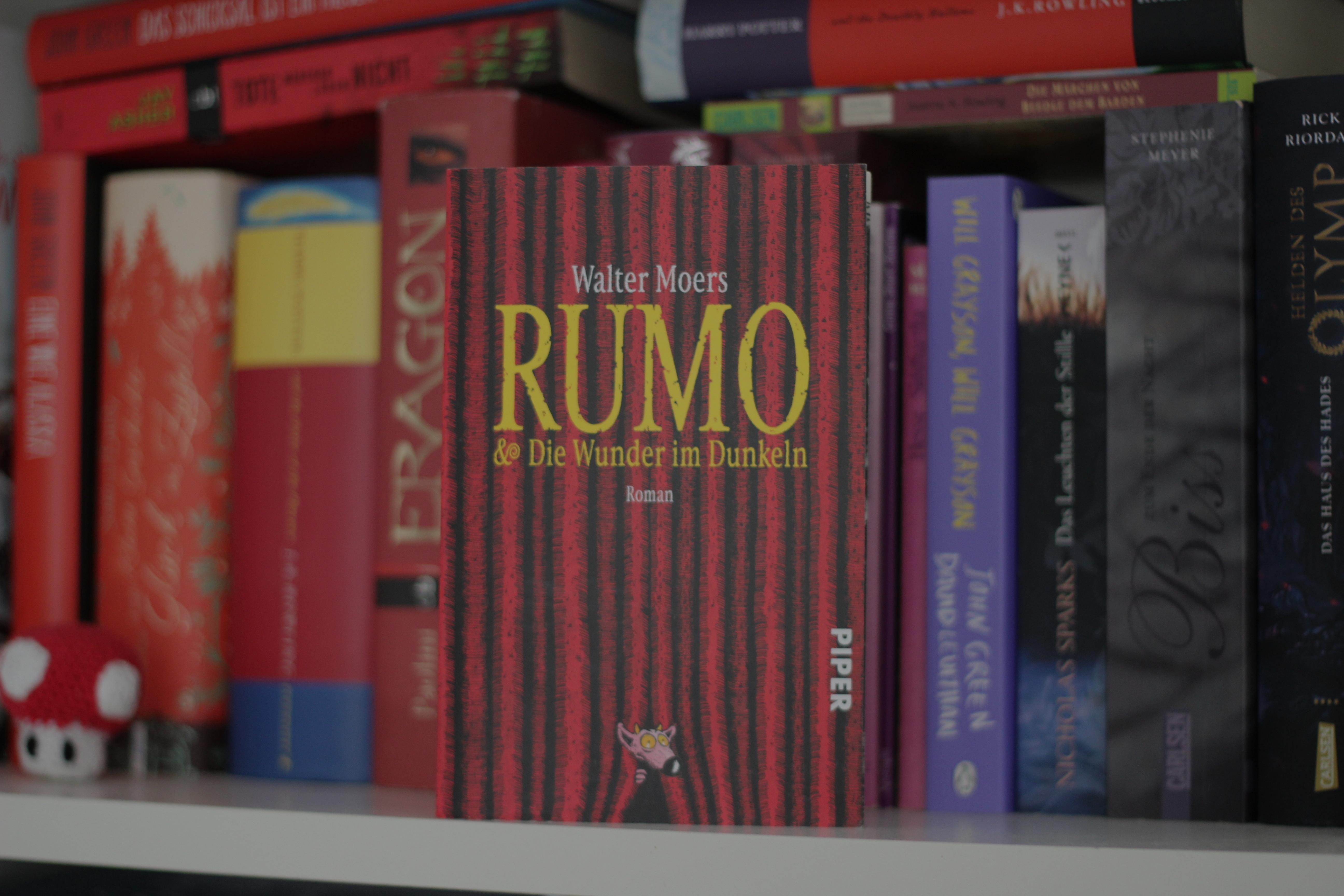 Rumo & die Wunder im Dunkeln – wir werden alle erwachsen