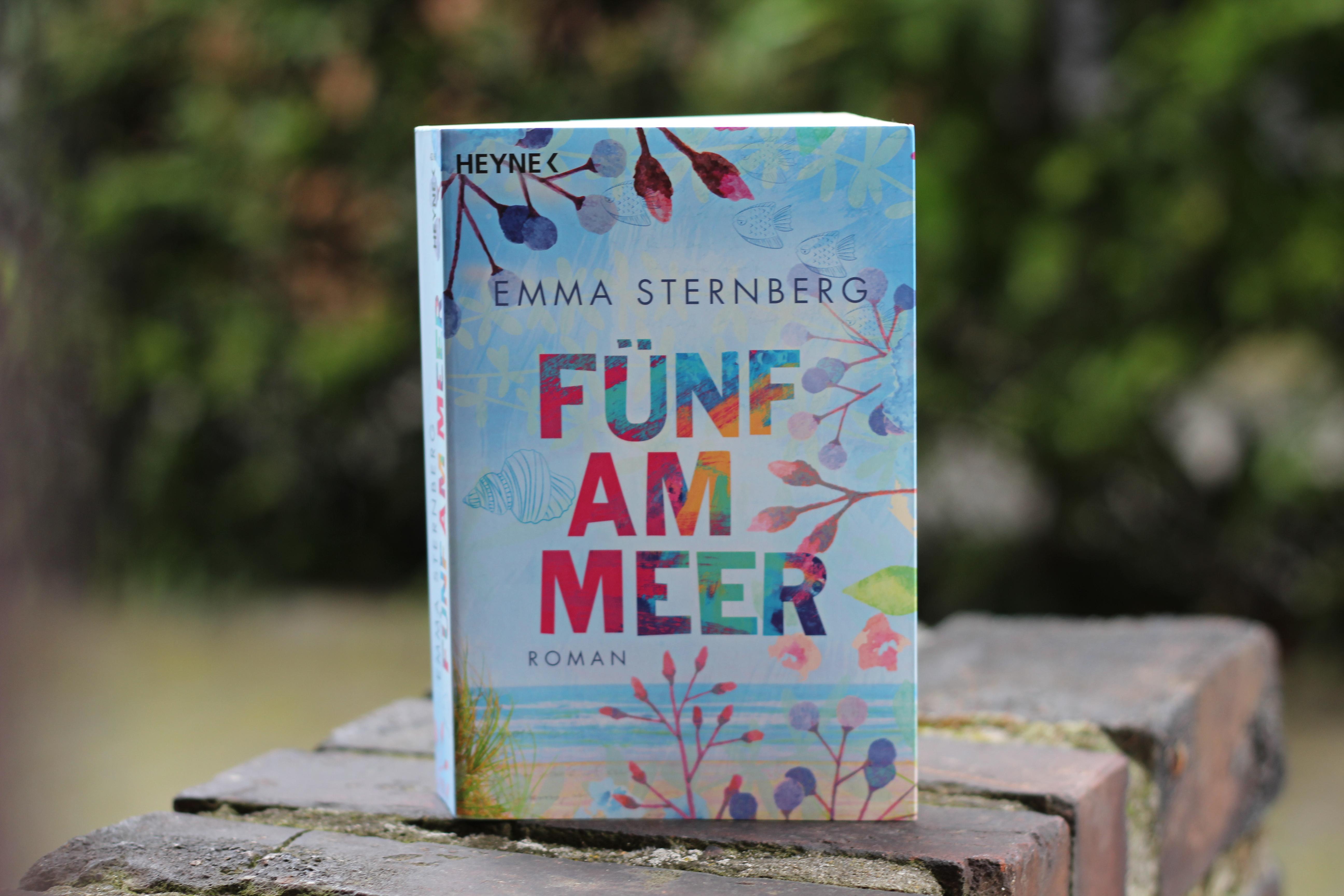 Fünf am Meer – Emma Sternberg – der Geruch von Meer
