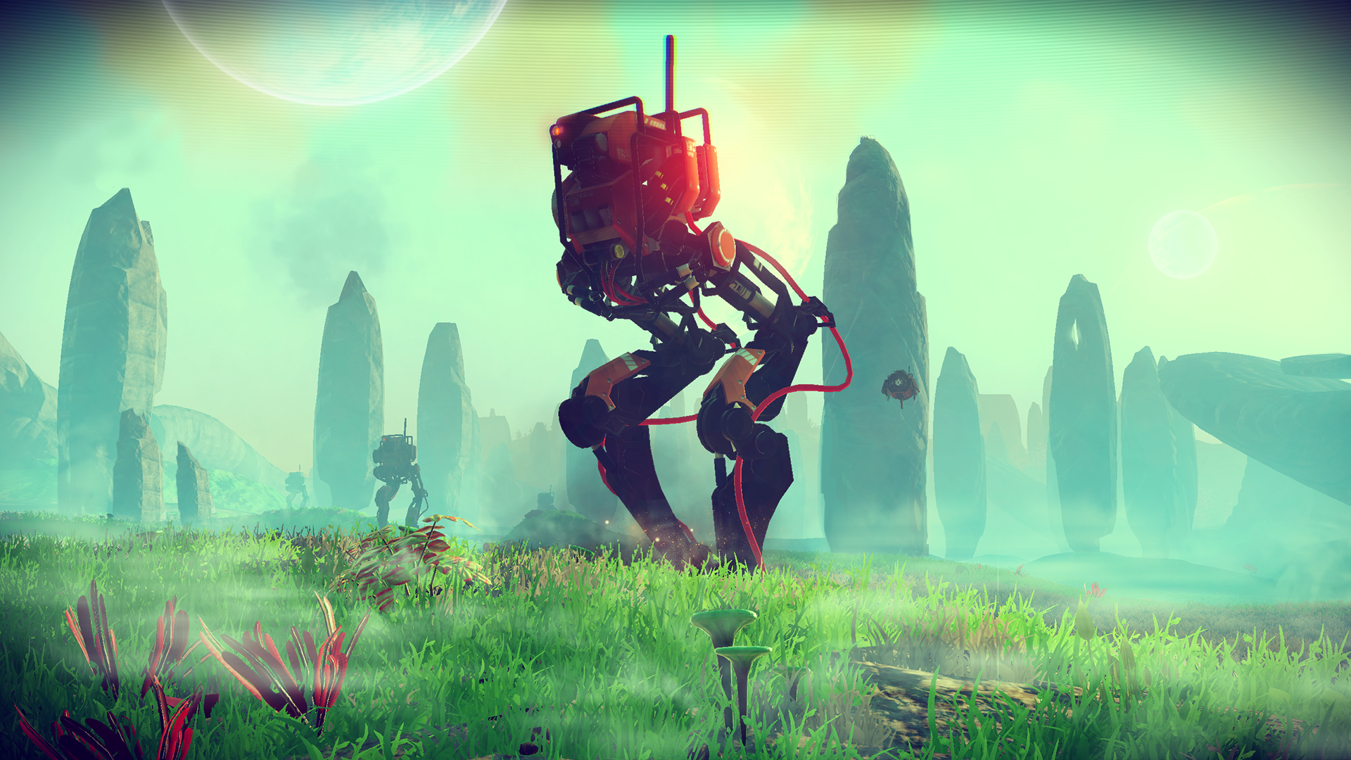 No Man's Sky – And I would warp 500 times