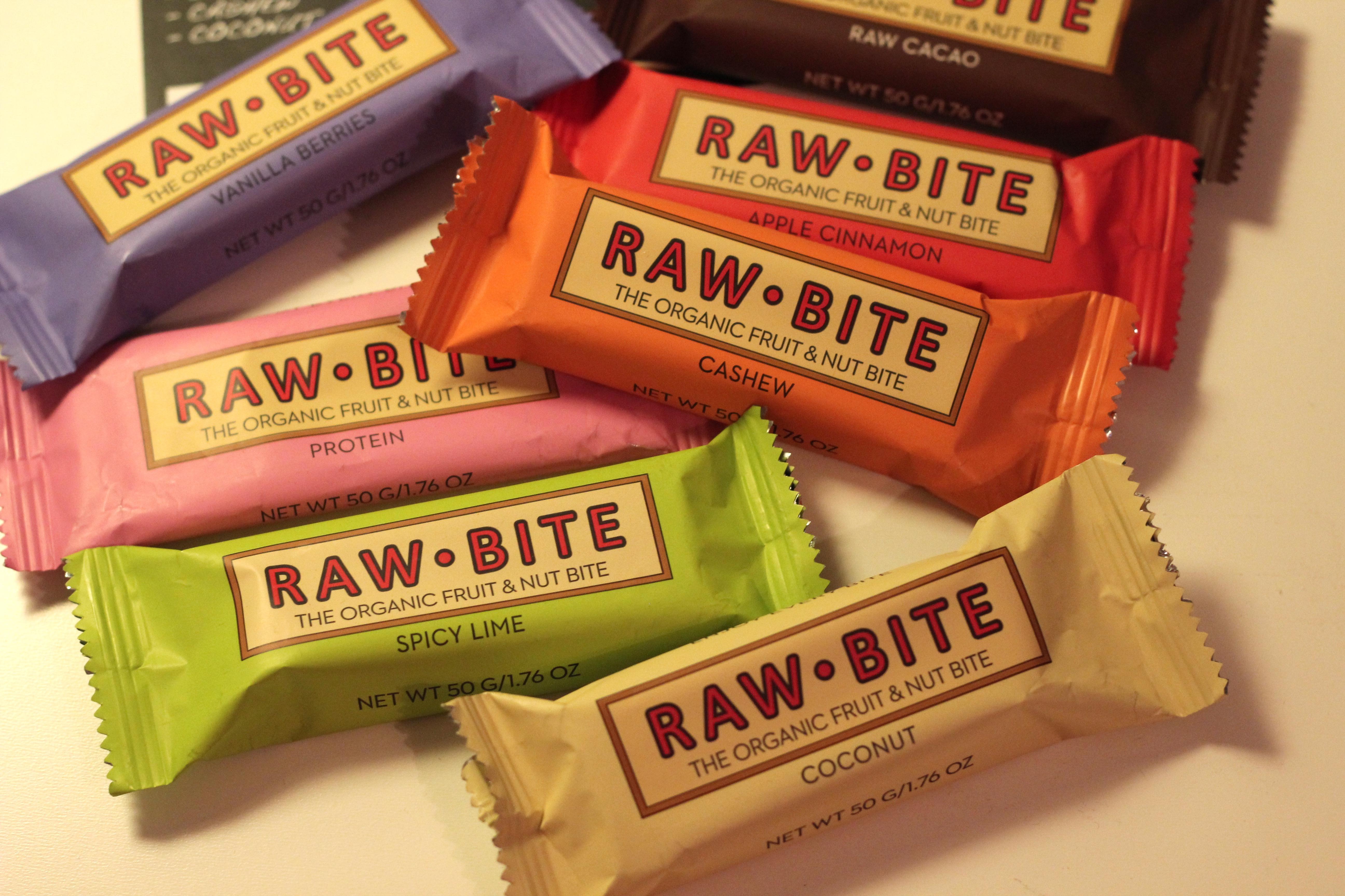Müsliriegelreport – Rawbite – Ein Bissen Einfachheit