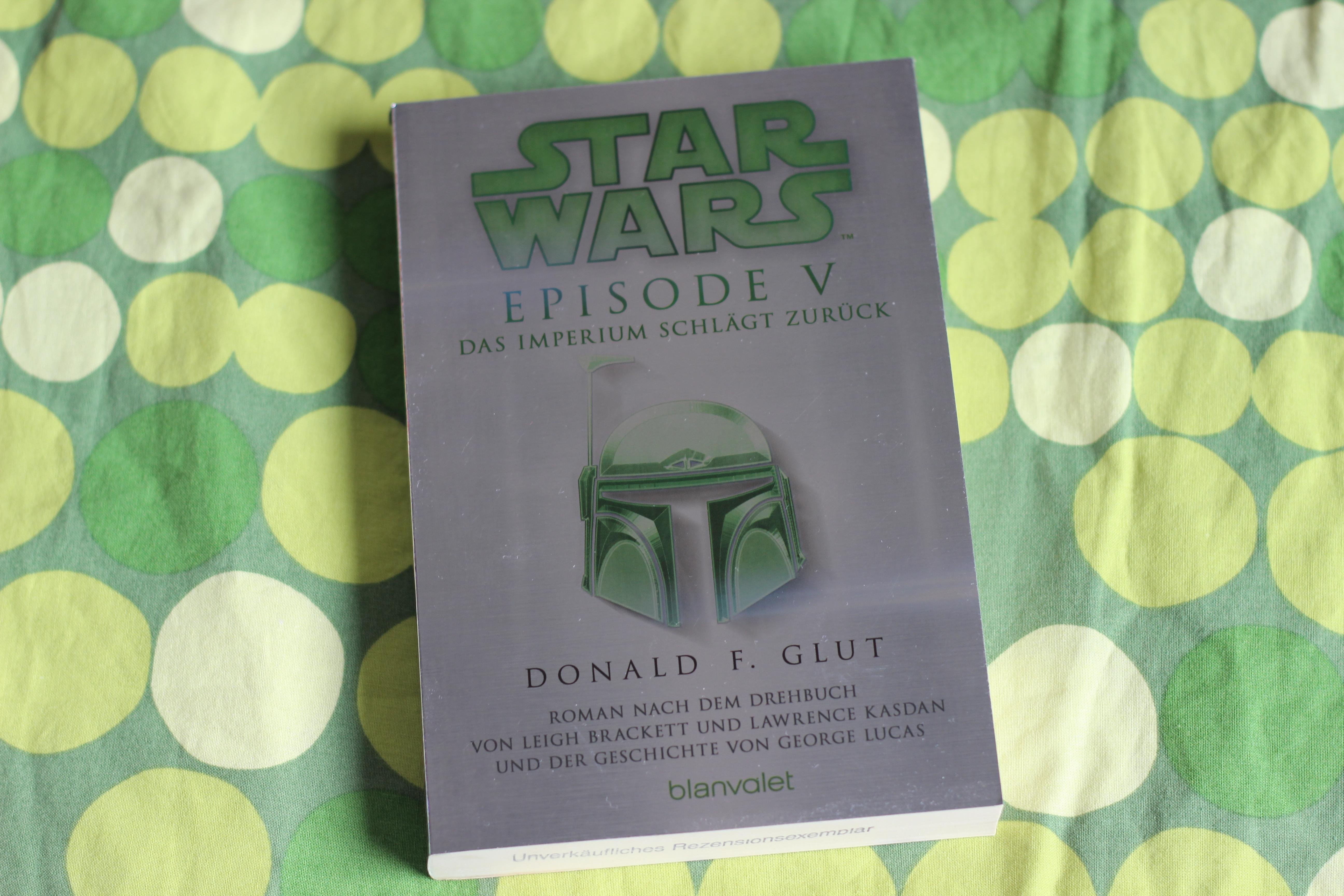 Star Wars – Das Imperium schlägt zurück – Donald F. Glut
