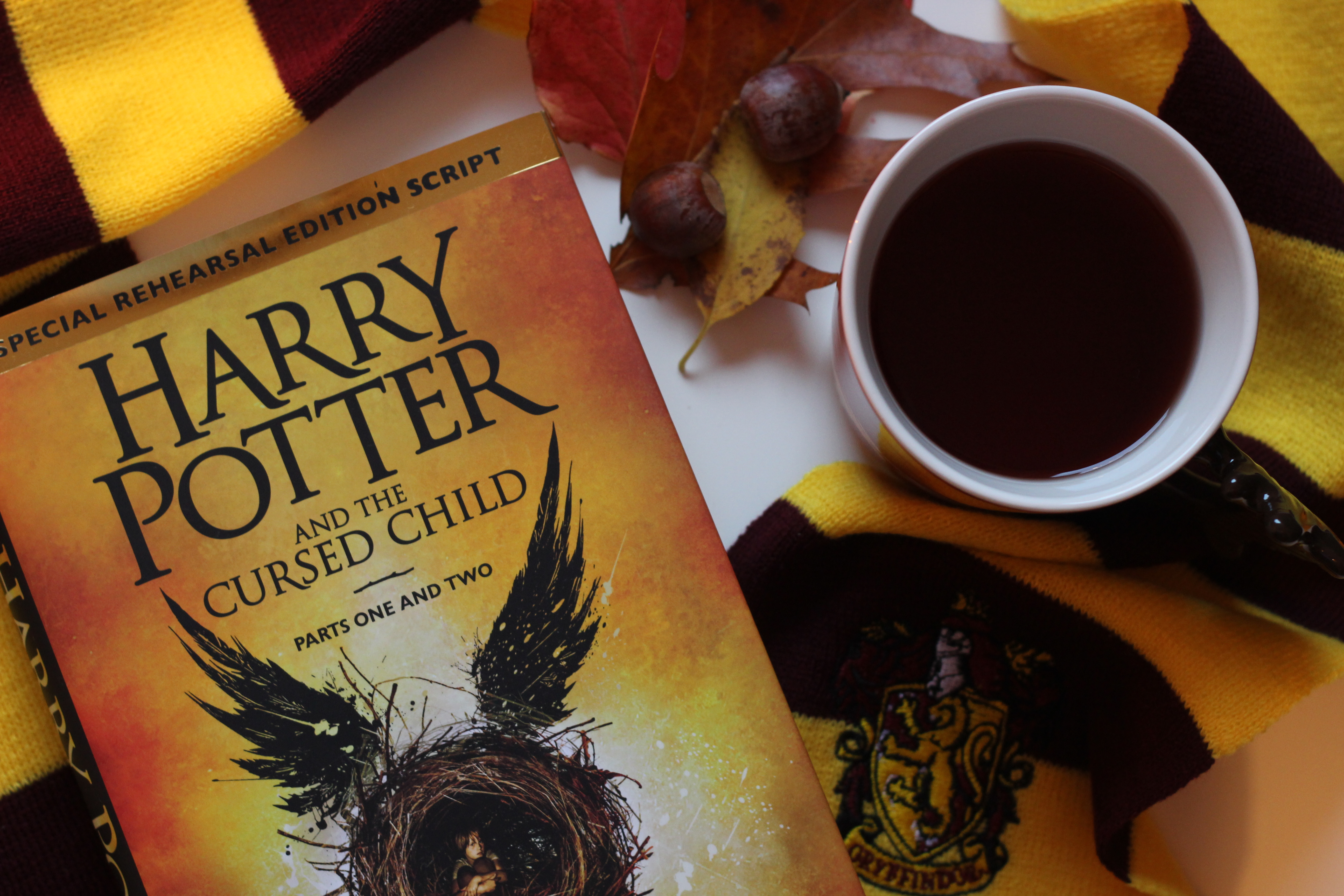 Harry Potter and The Cursed Child – Joanne K. Rowling