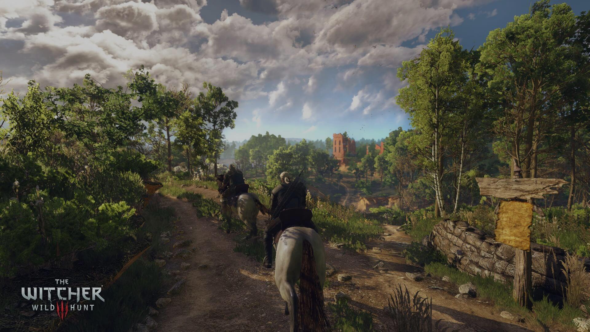Witcher 3 – Wild Hunt – Tod und Leben liegt in unserer Hand