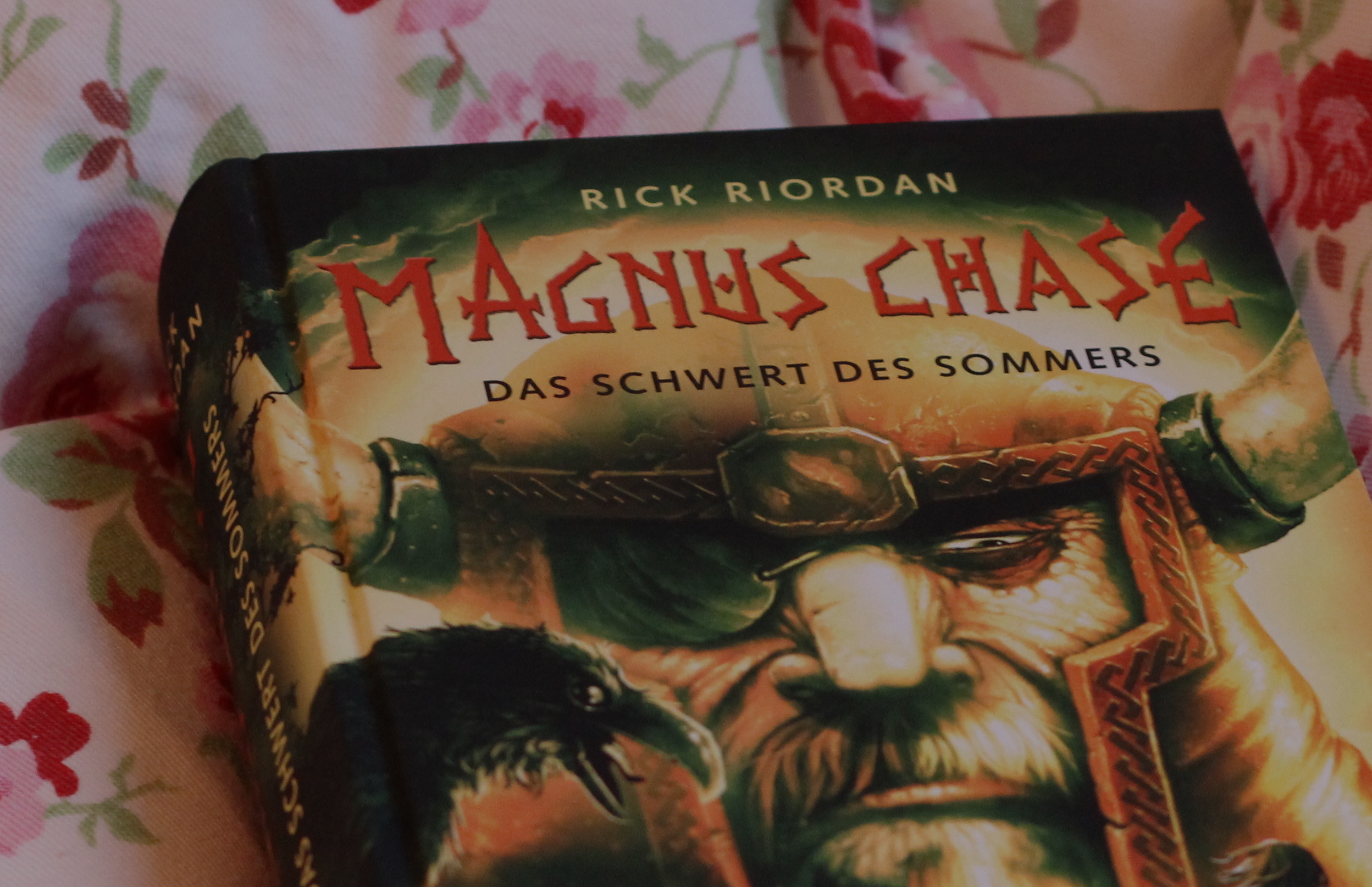Magnus Chase – Das Schwert des Sommers – Rick Riordan