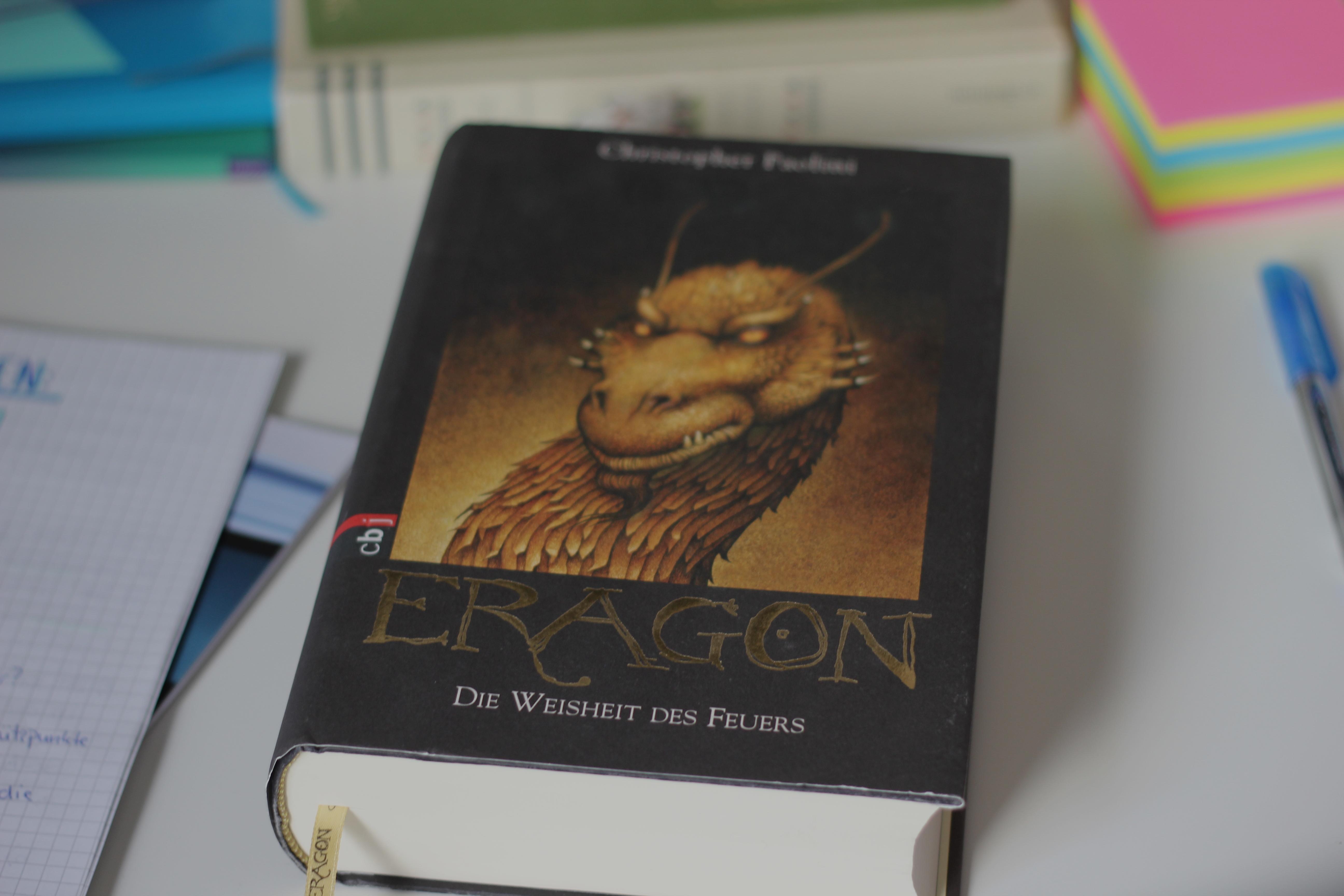 Eragon – Die Weisheit des Feuers