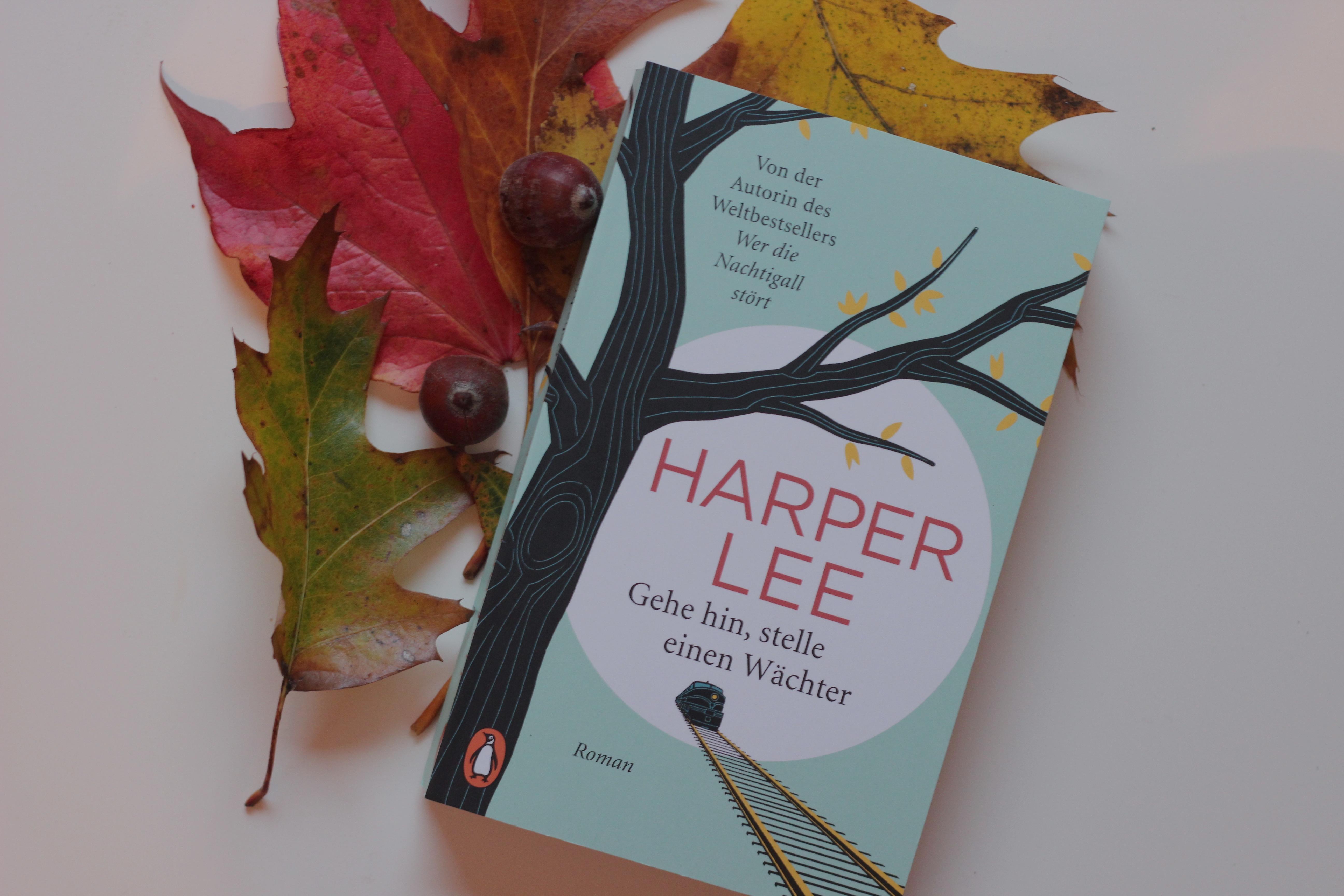 Gehe hin, stelle einen Wächter – Harper Lee