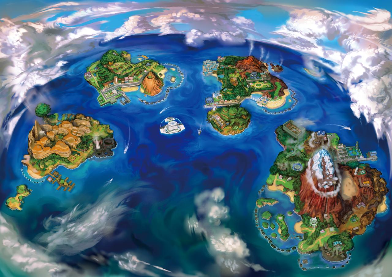 Pokémon Sonne und Mond – Neue Welten, neue Probleme