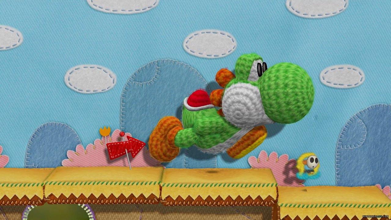 Yoshi's Woolly World – Bloß nicht den Faden verlieren!