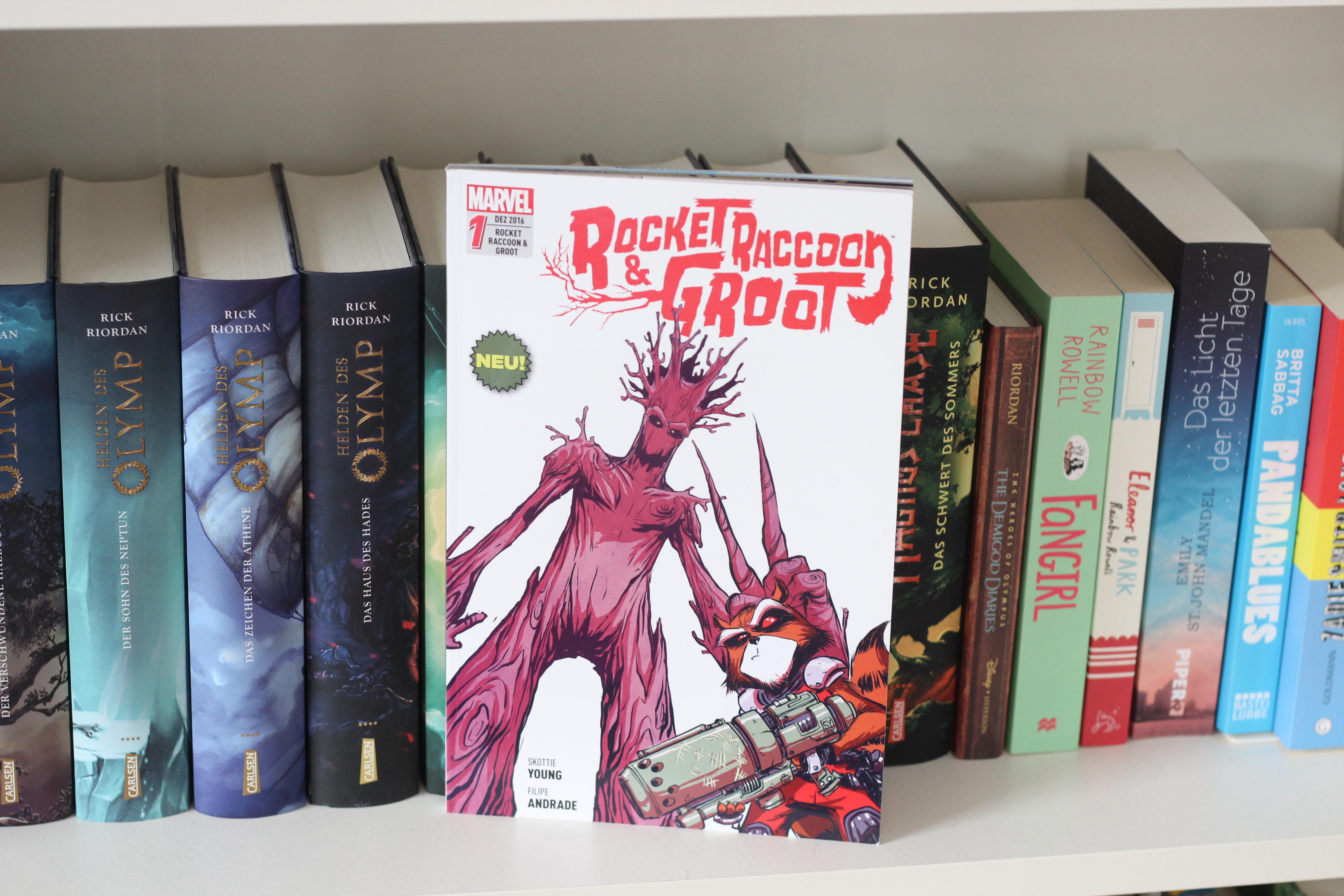 Rocket Raccoon und Groot 1 – Zwei Chaoten auf Durchreise