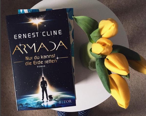 Armada – Ernst Cline – Bis zur Unendlichkeit