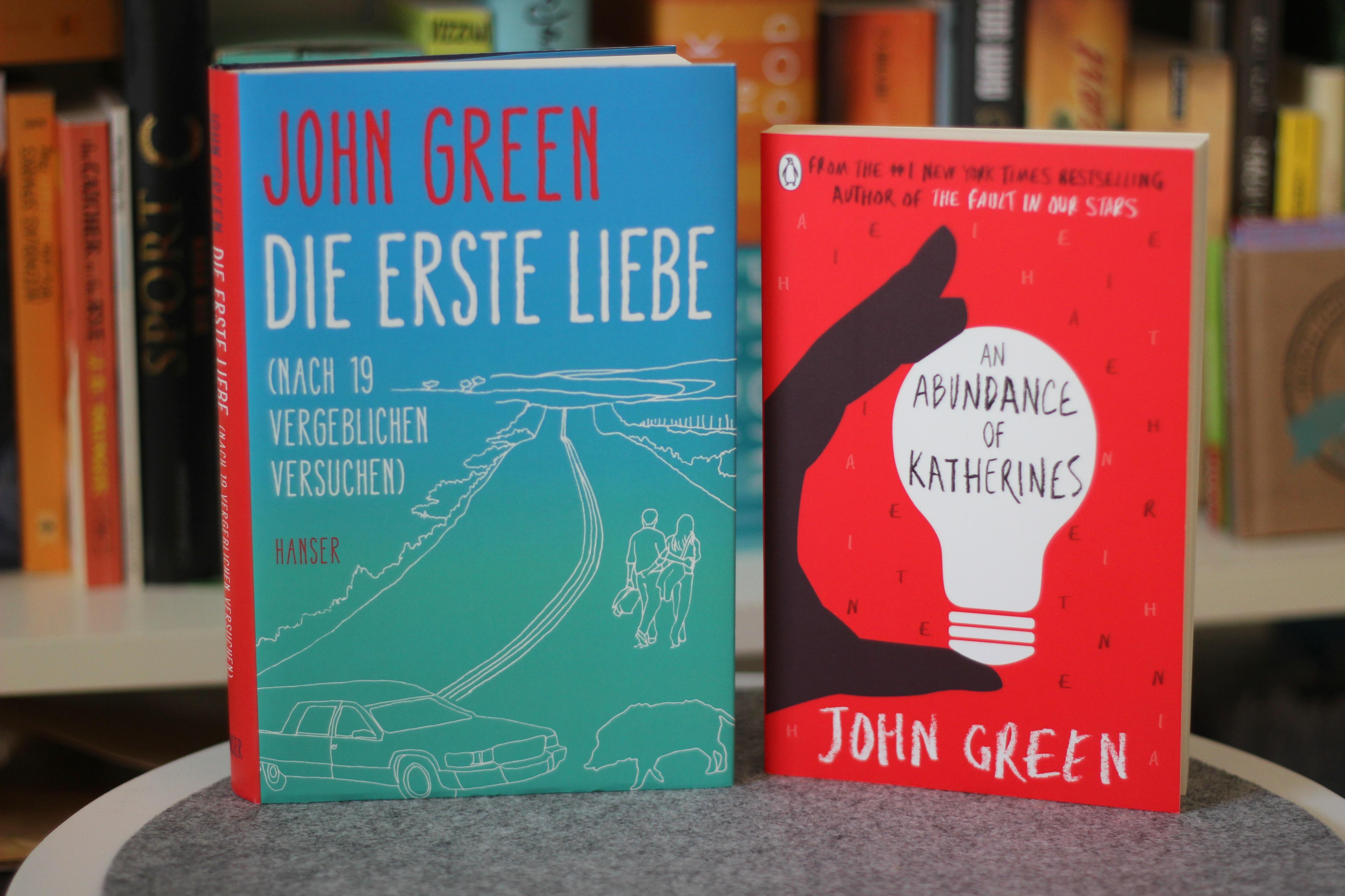 Die erste Liebe (nach 19 vergeblichen Versuchen) – John Green