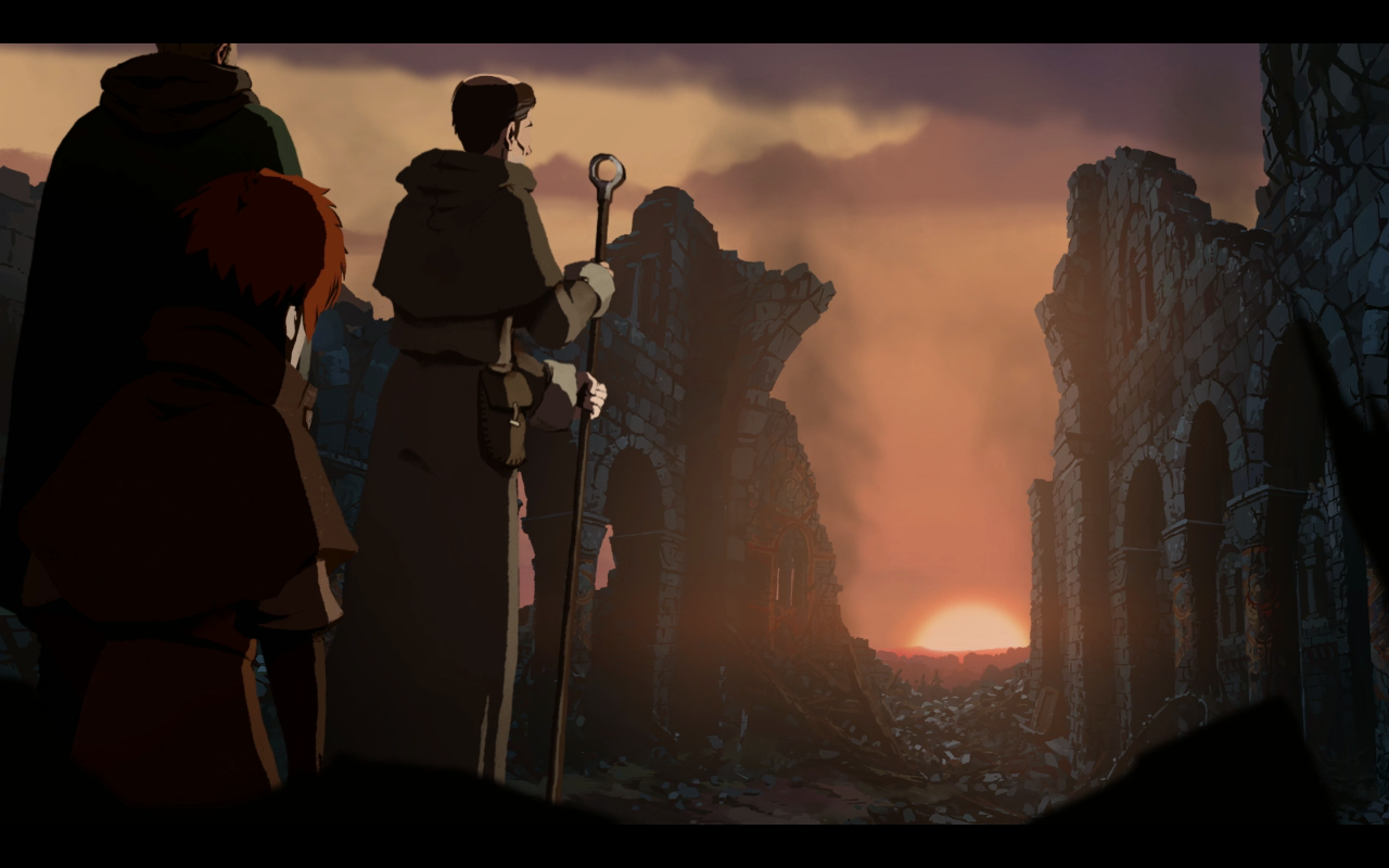 """Die Säulen der Erde – """"Aus der Asche"""""""