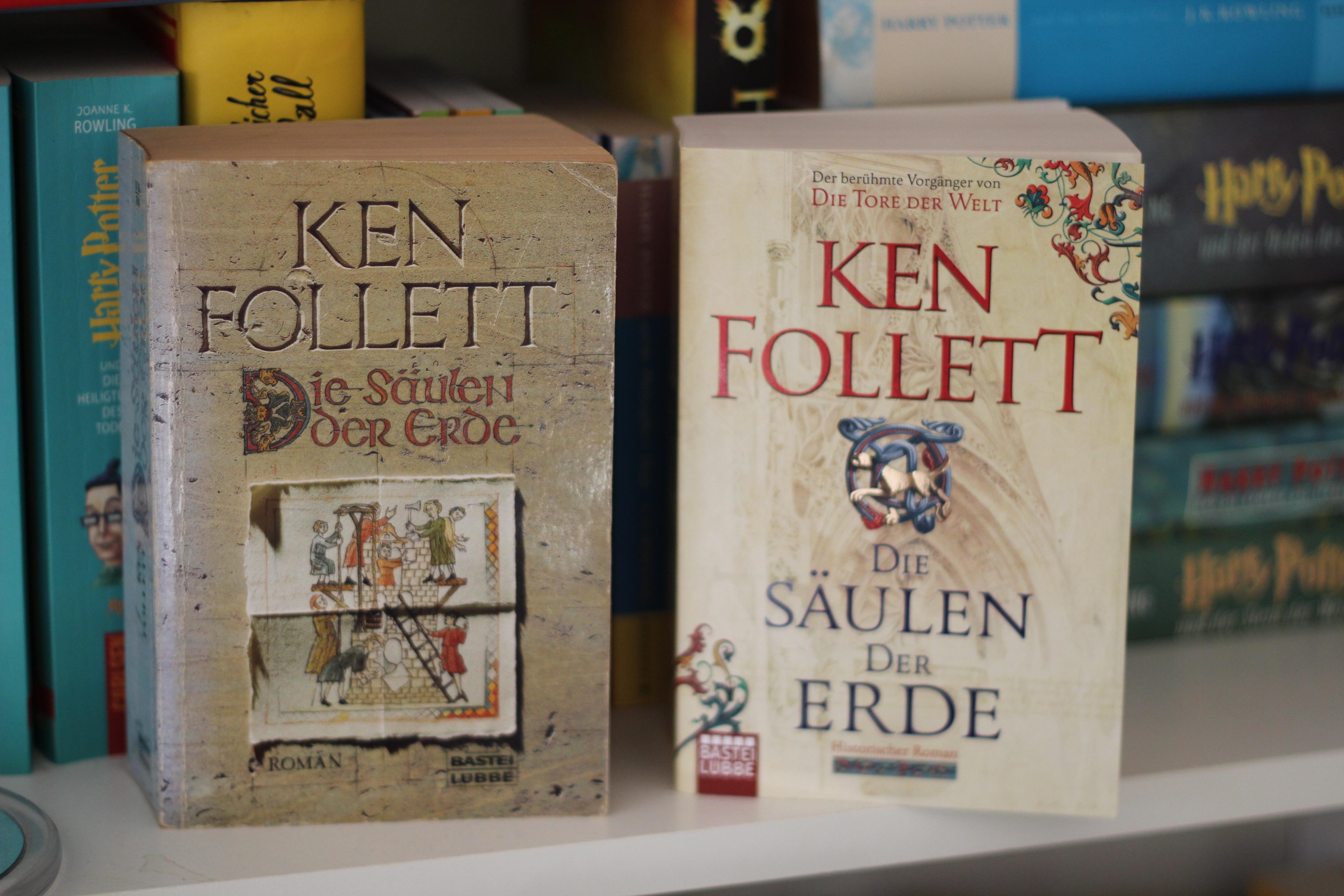 Die Säulen der Erde – Ken Follett – Hass, Krieg und Querbalken