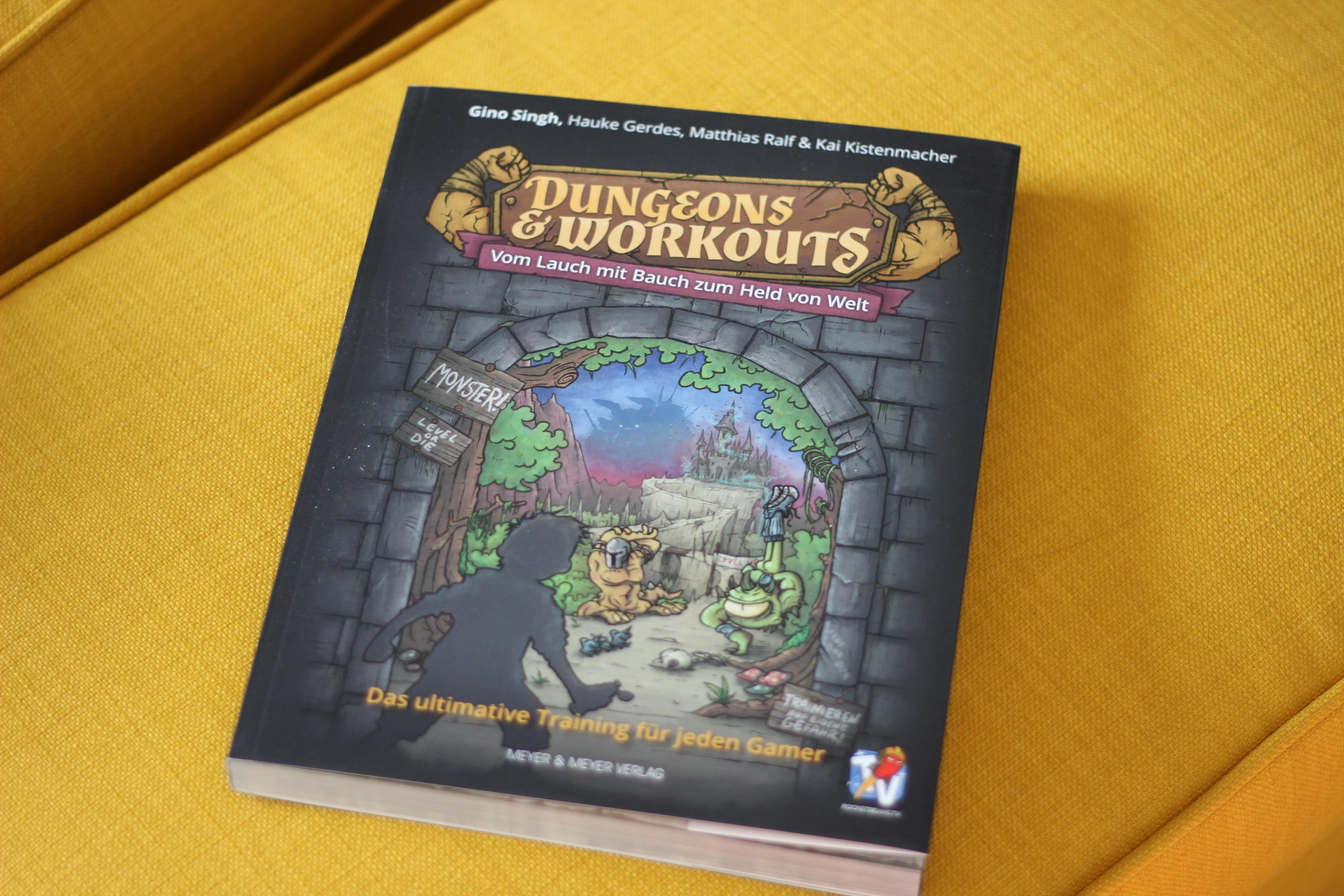 Dungeons and Workouts – Von Lauch mit Bauch zum Held von Welt