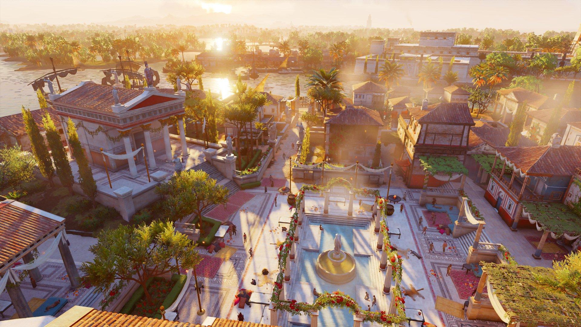 Assassin's Creed Origins – Im Kampf gegen Sandstürme und Vergessen