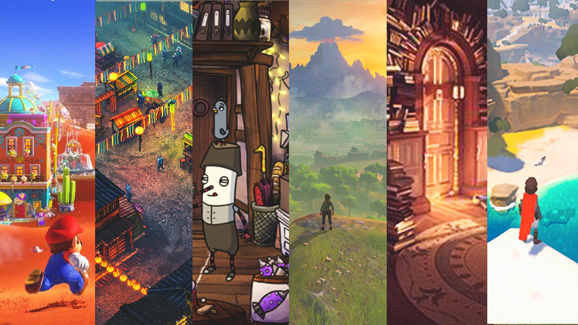 Die 5 besten Spiele 2017 – Blast from the Past