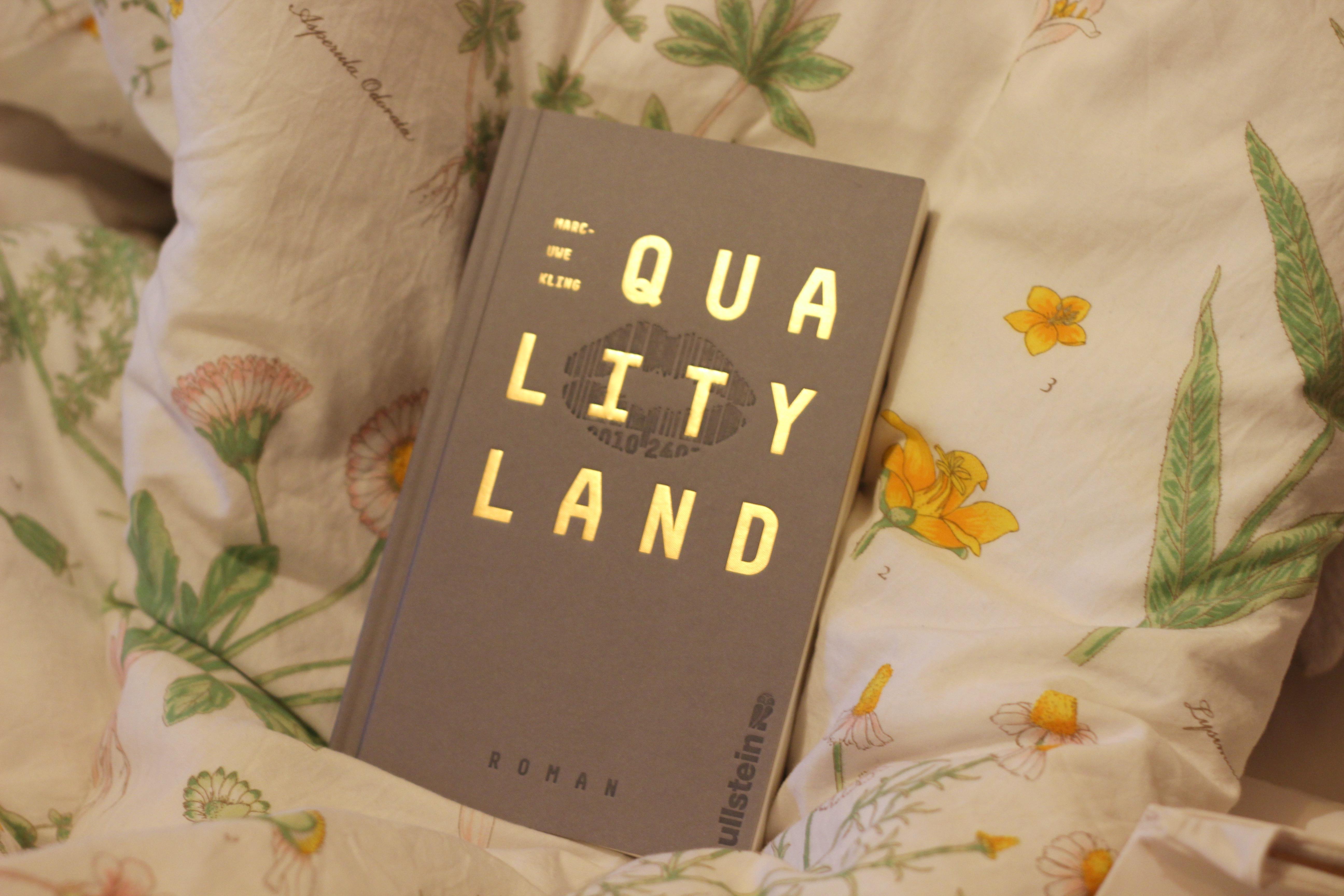 QualityLand – Marc Uwe Kling