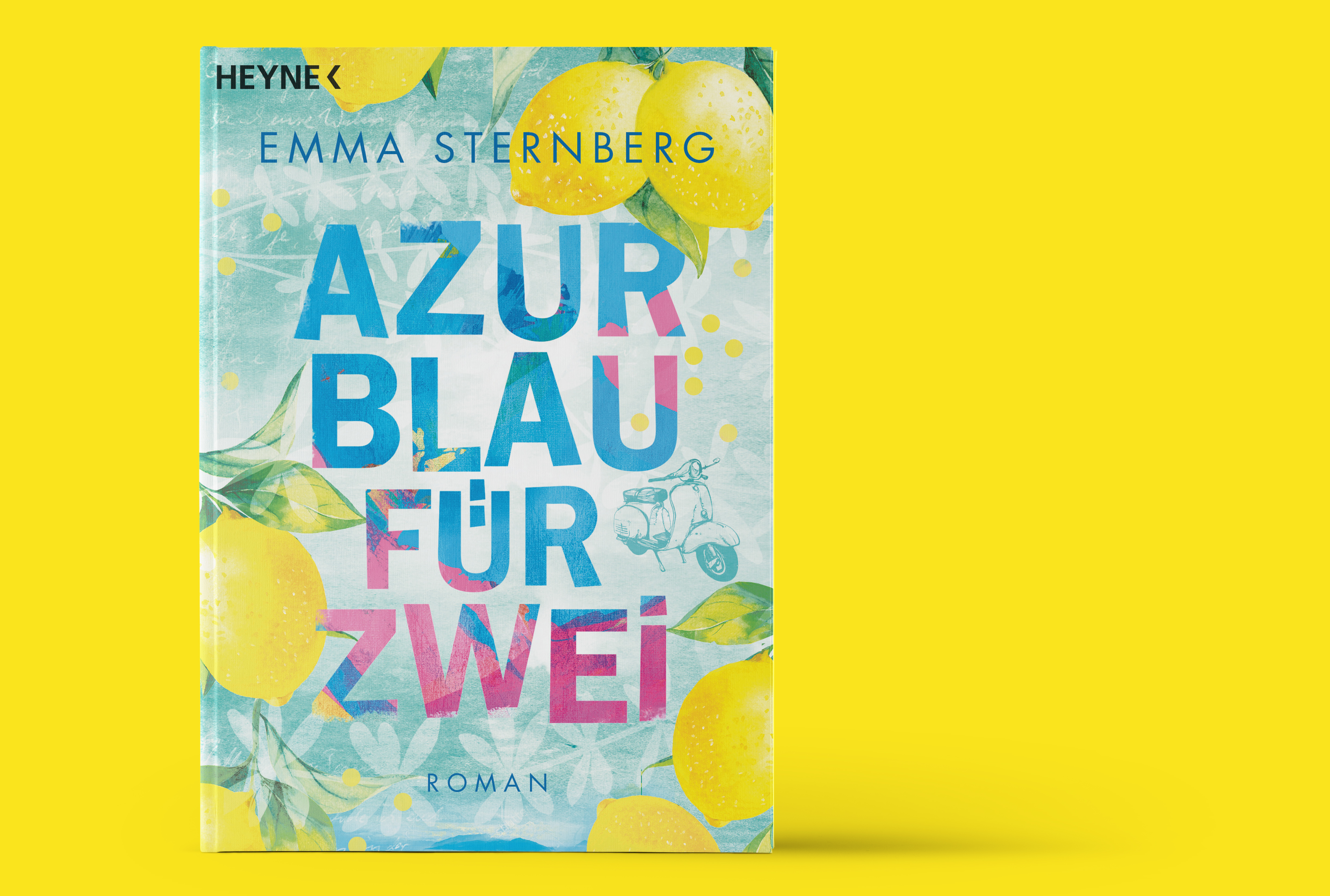 Azurblau für zwei – Emma Sternberg – Von problematischen Beziehungen