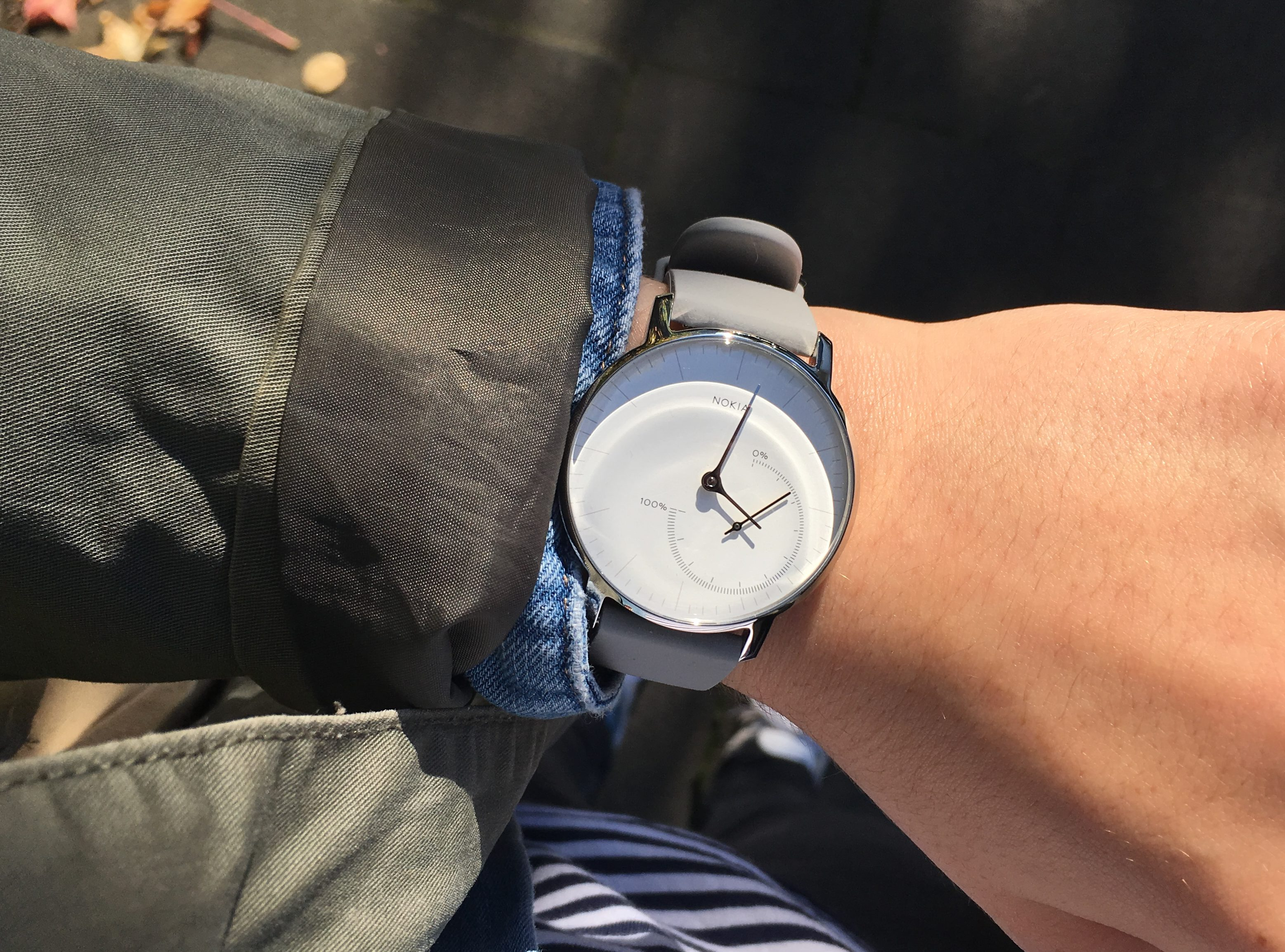 Schick und schlau – Withings Steel Smartwatch